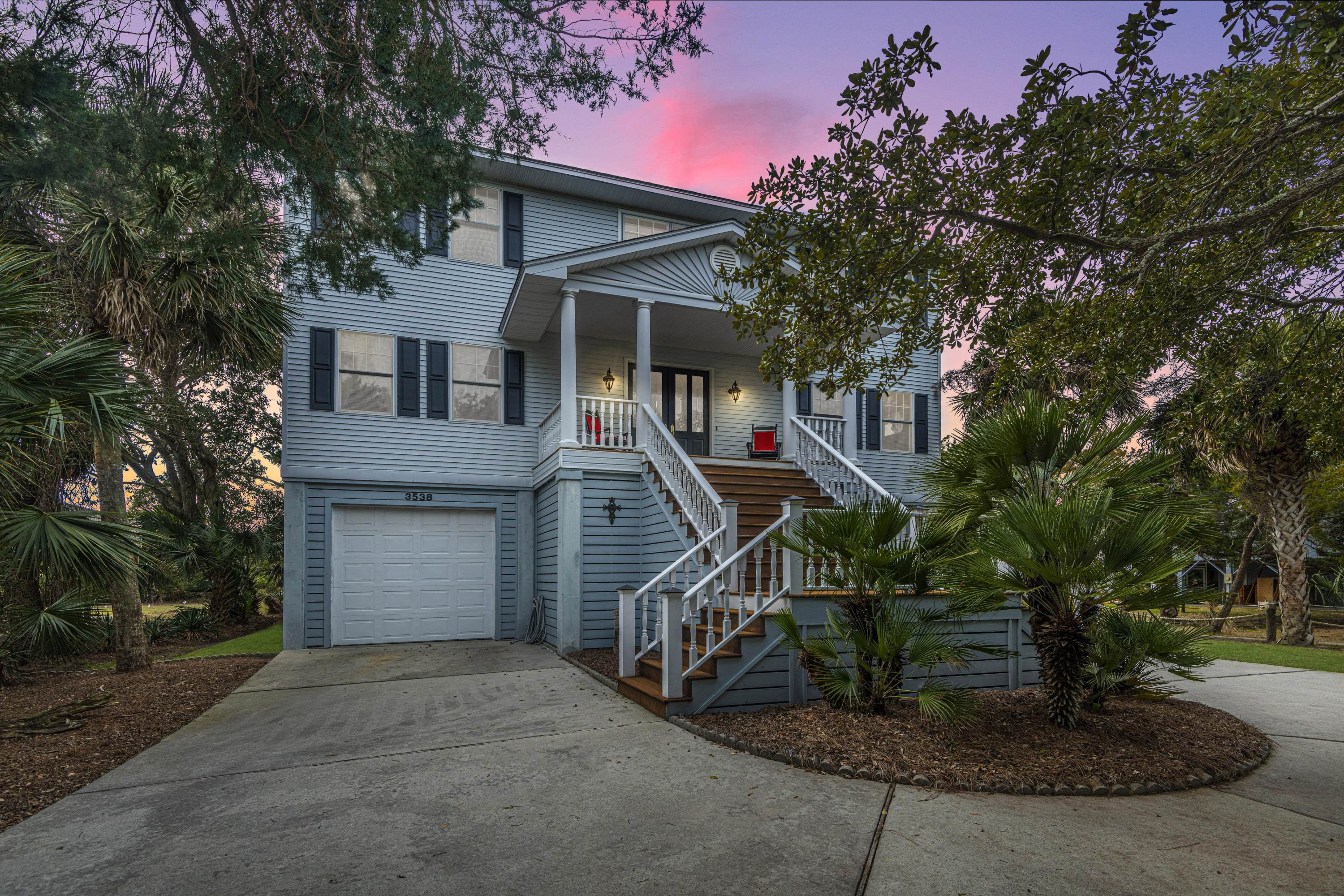 3538 Yacht Club Road Edisto Beach, SC 29438