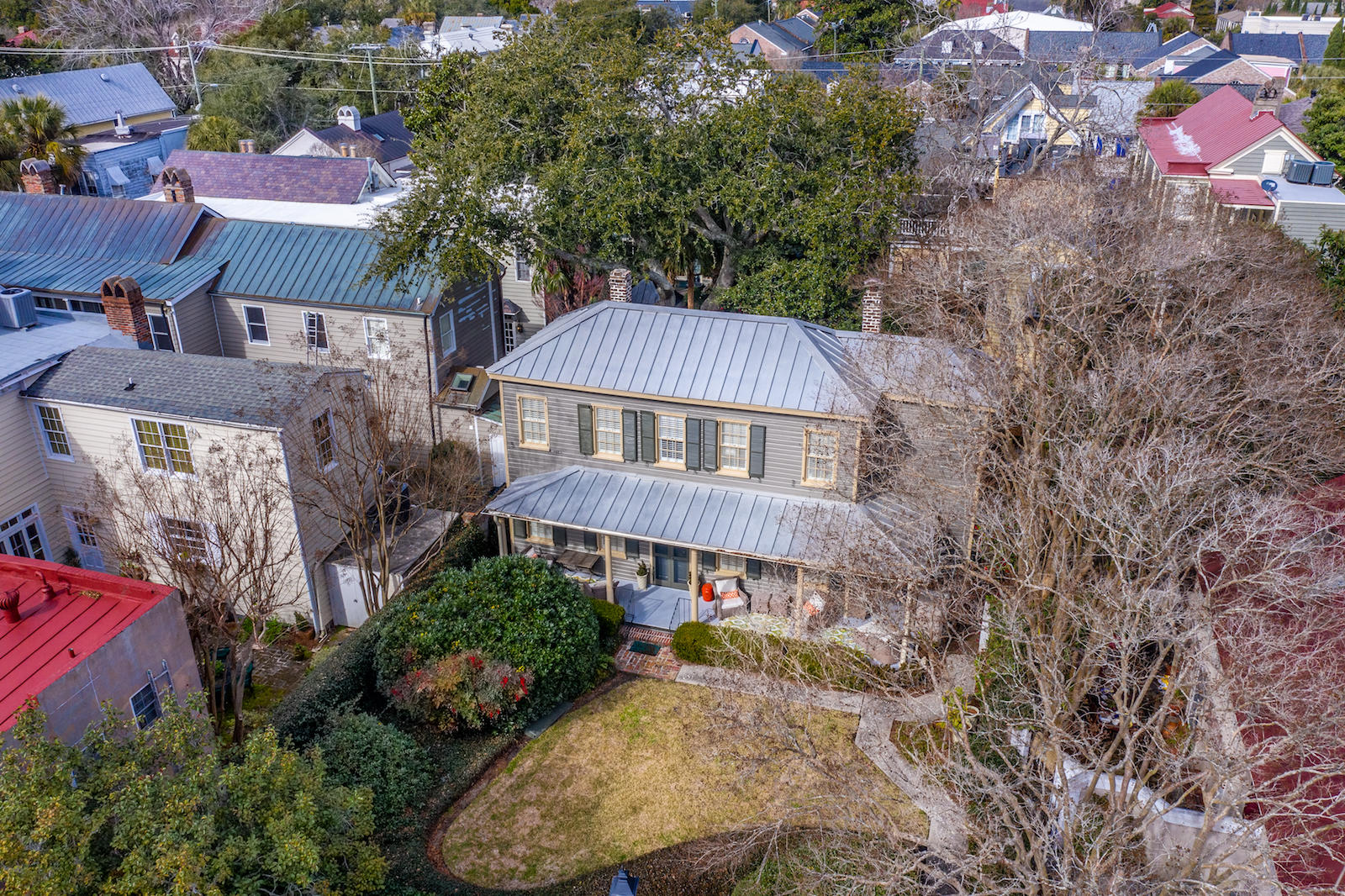 Crafts House Homes For Sale - 125 1/2 Queen, Charleston, SC - 3