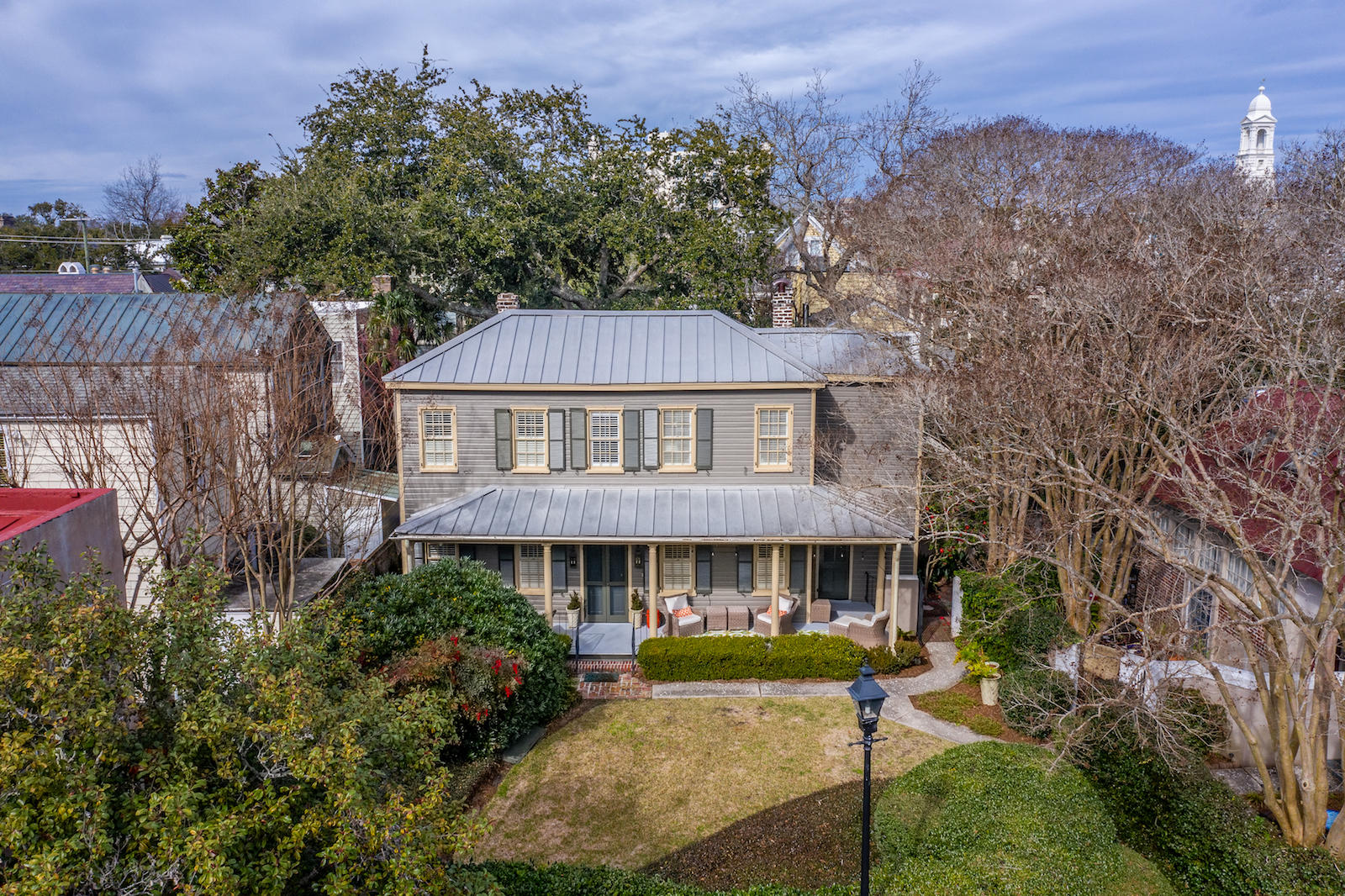 Crafts House Homes For Sale - 125 1/2 Queen, Charleston, SC - 0