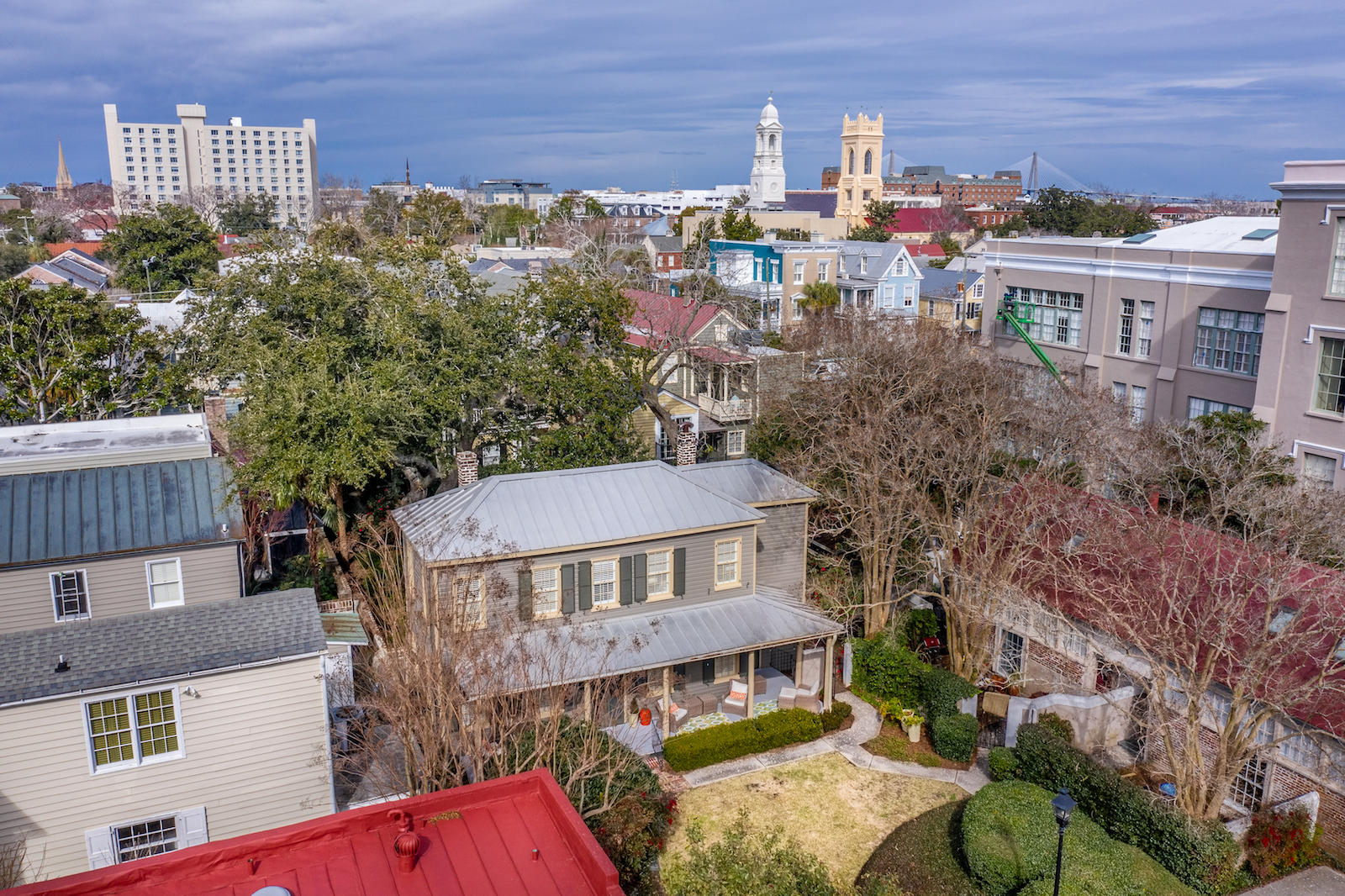 Crafts House Homes For Sale - 125 1/2 Queen, Charleston, SC - 1