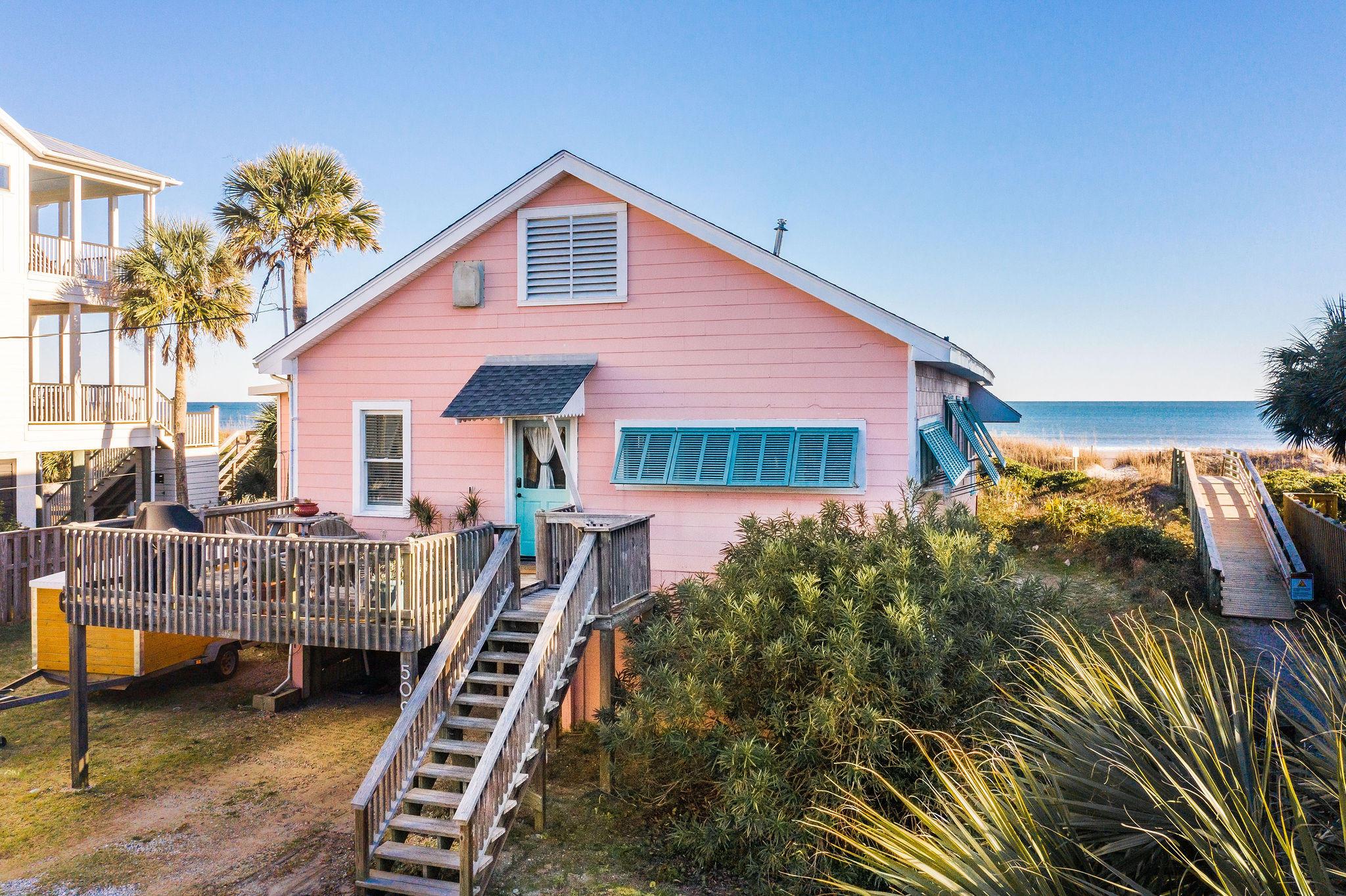 Folly Beach Homes For Sale - 509 Ashley, Folly Beach, SC - 52