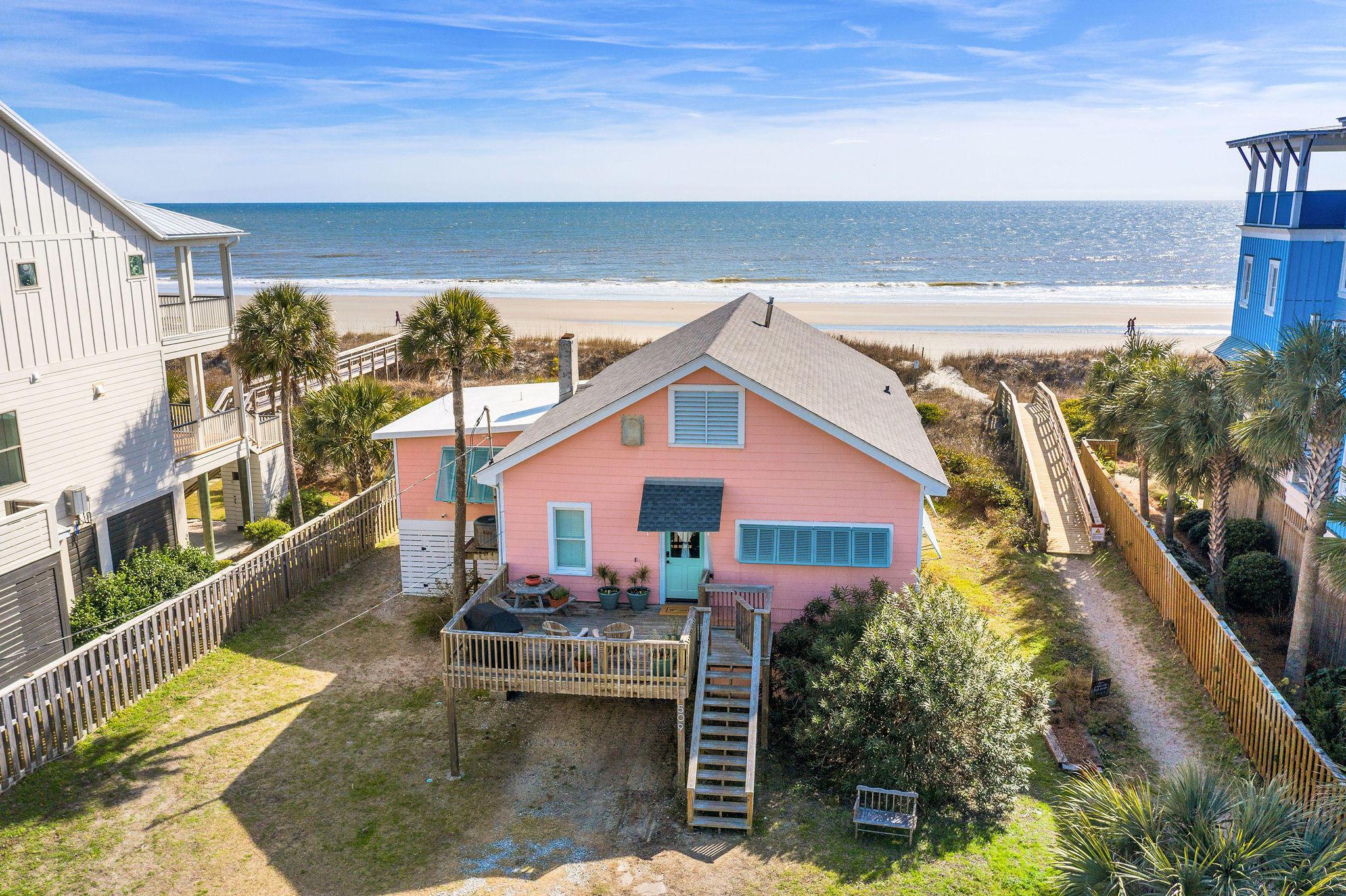 Folly Beach Homes For Sale - 509 Ashley, Folly Beach, SC - 55