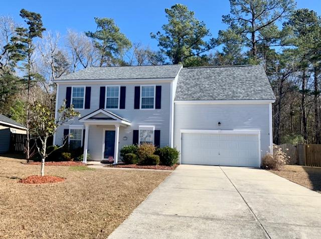 210 Eagle Ridge Road Summerville, Sc 29485