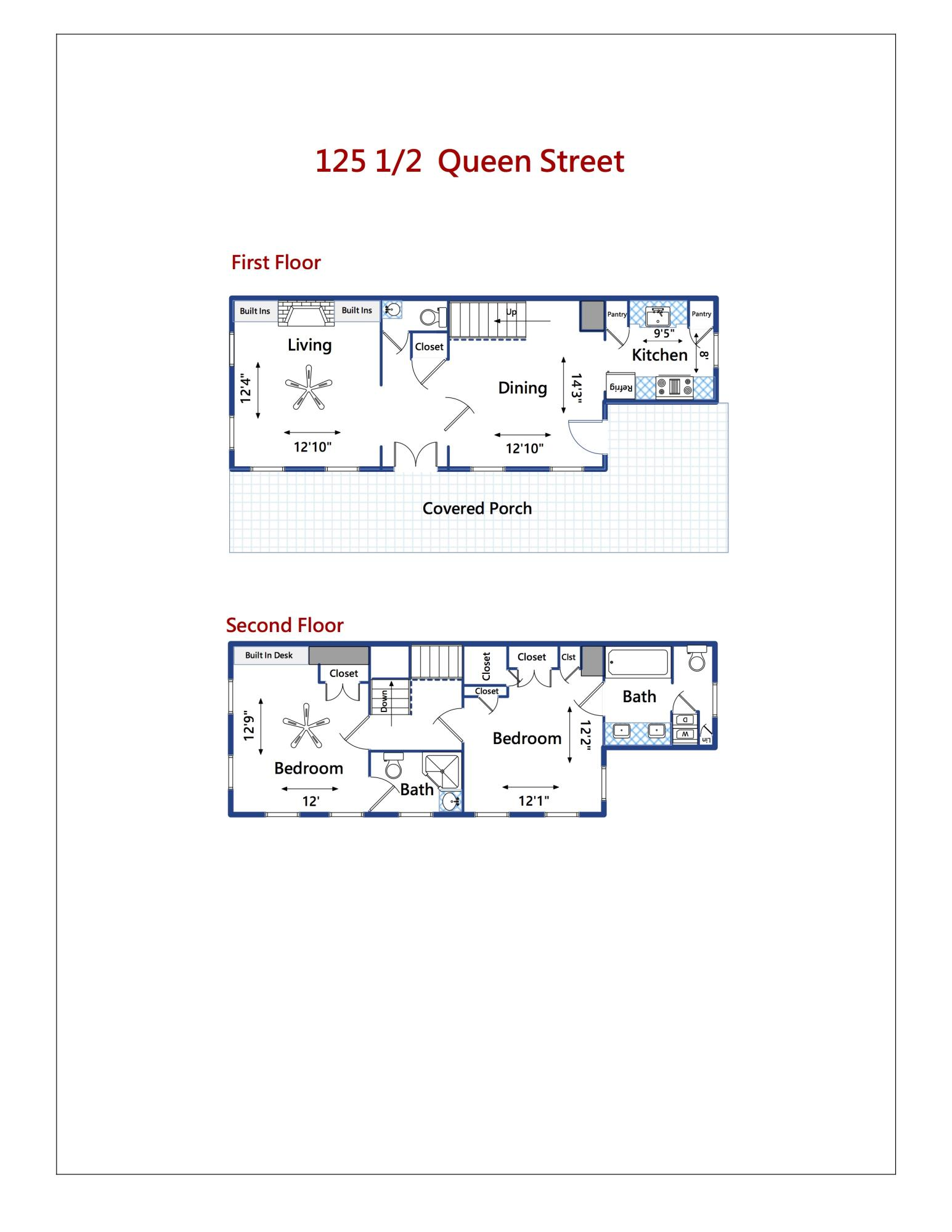 Crafts House Homes For Sale - 125 1/2 Queen, Charleston, SC - 2
