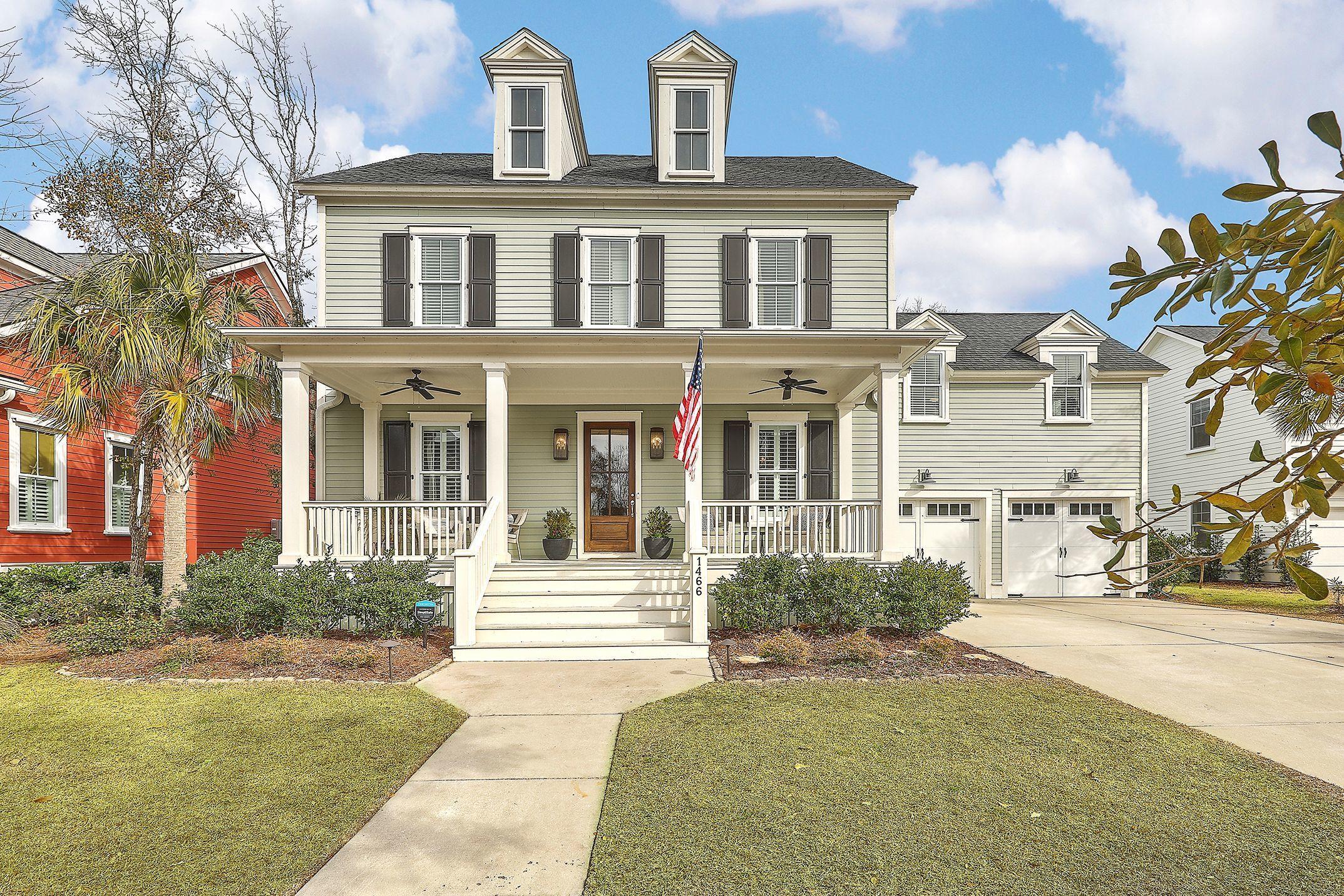 Carolina Park Homes For Sale - 1466 Gunnison, Mount Pleasant, SC - 1
