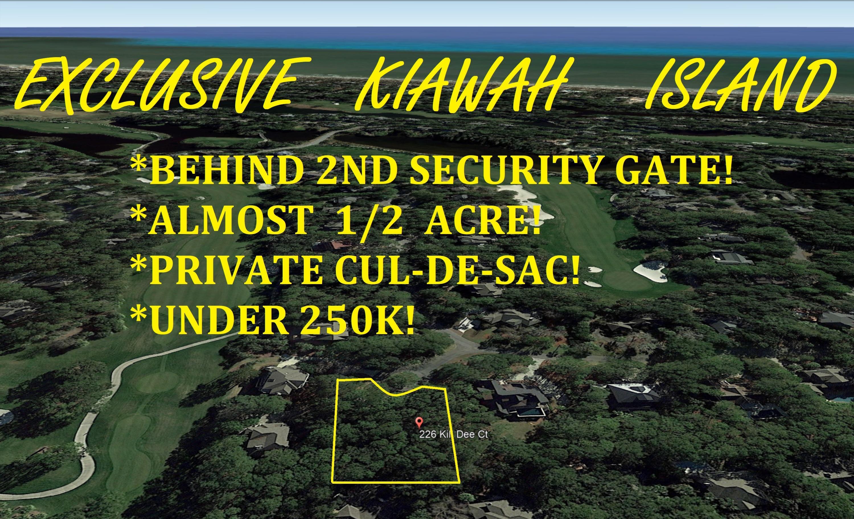 226 Kill Dee Court Kiawah Island, SC 29455
