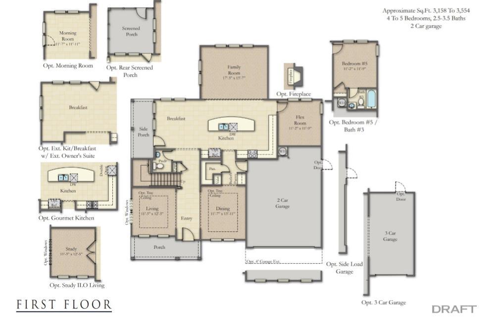 Phillips Creek Homes For Sale - 3 Bent Oak, Mount Pleasant, SC - 1