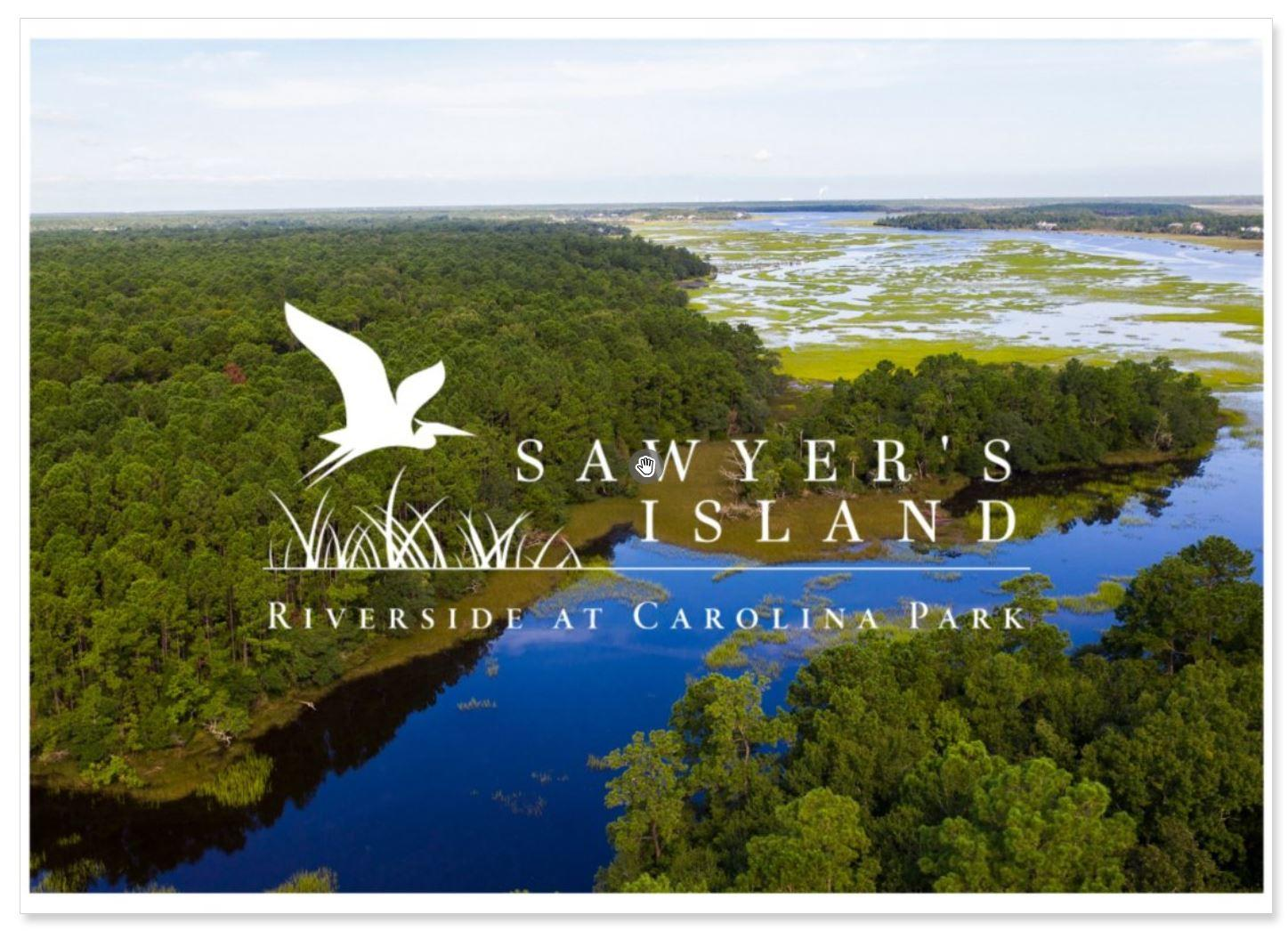 Carolina Park Homes For Sale - 3853 Sawyers Island, Mount Pleasant, SC - 2