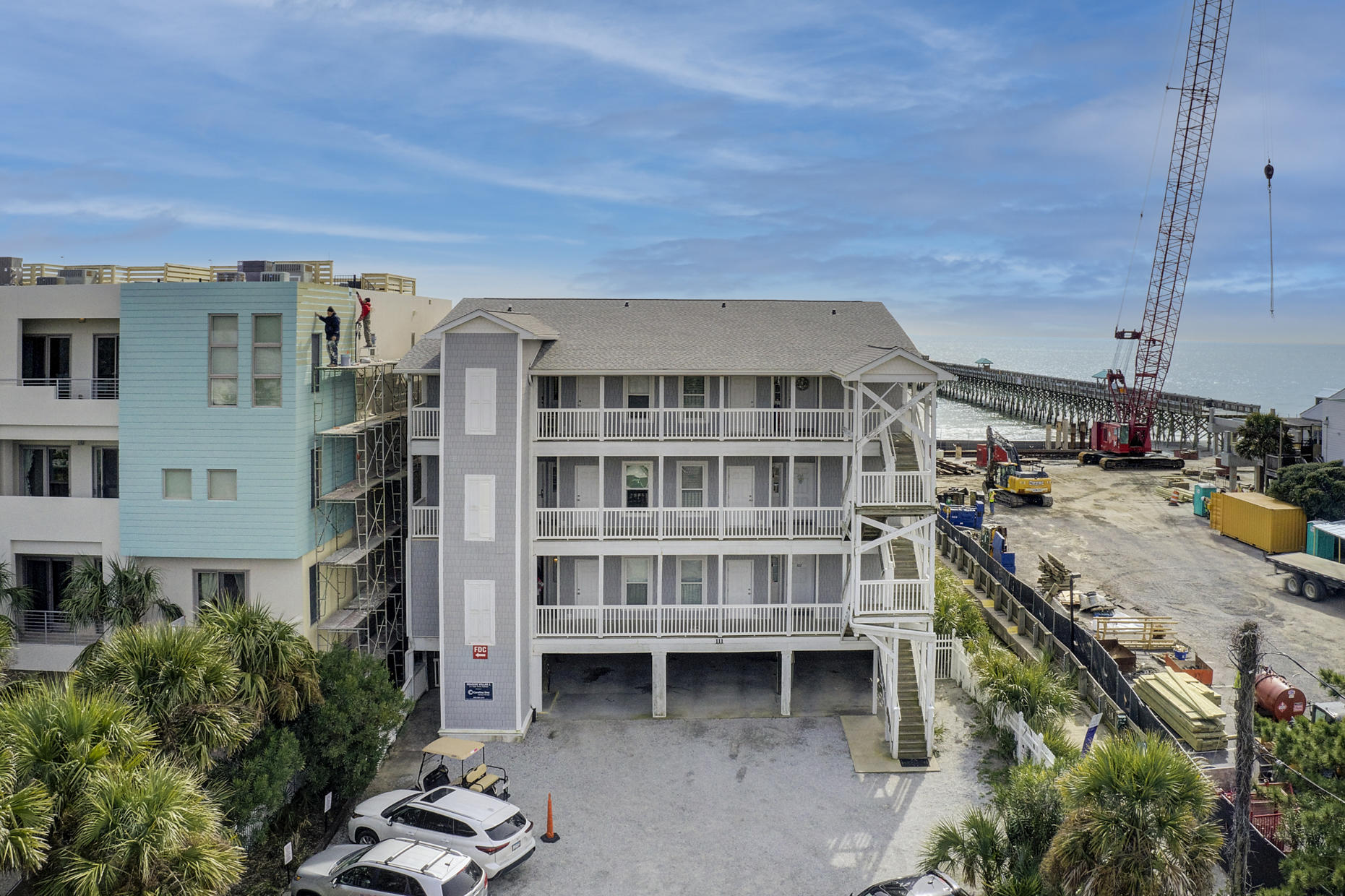 111 E Arctic Avenue UNIT #302 Folly Beach, SC 29439