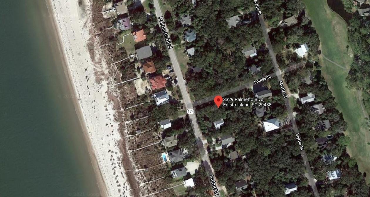 3329 Palmetto Boulevard Edisto Island, SC 29438