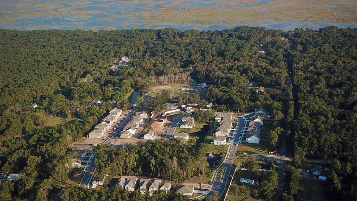 Bees Crossing Homes For Sale - 3849 Sawmill, Mount Pleasant, SC - 23