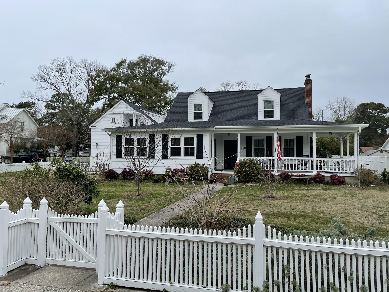 Old Mt Pleasant Homes For Sale - 542 Center, Mount Pleasant, SC - 23