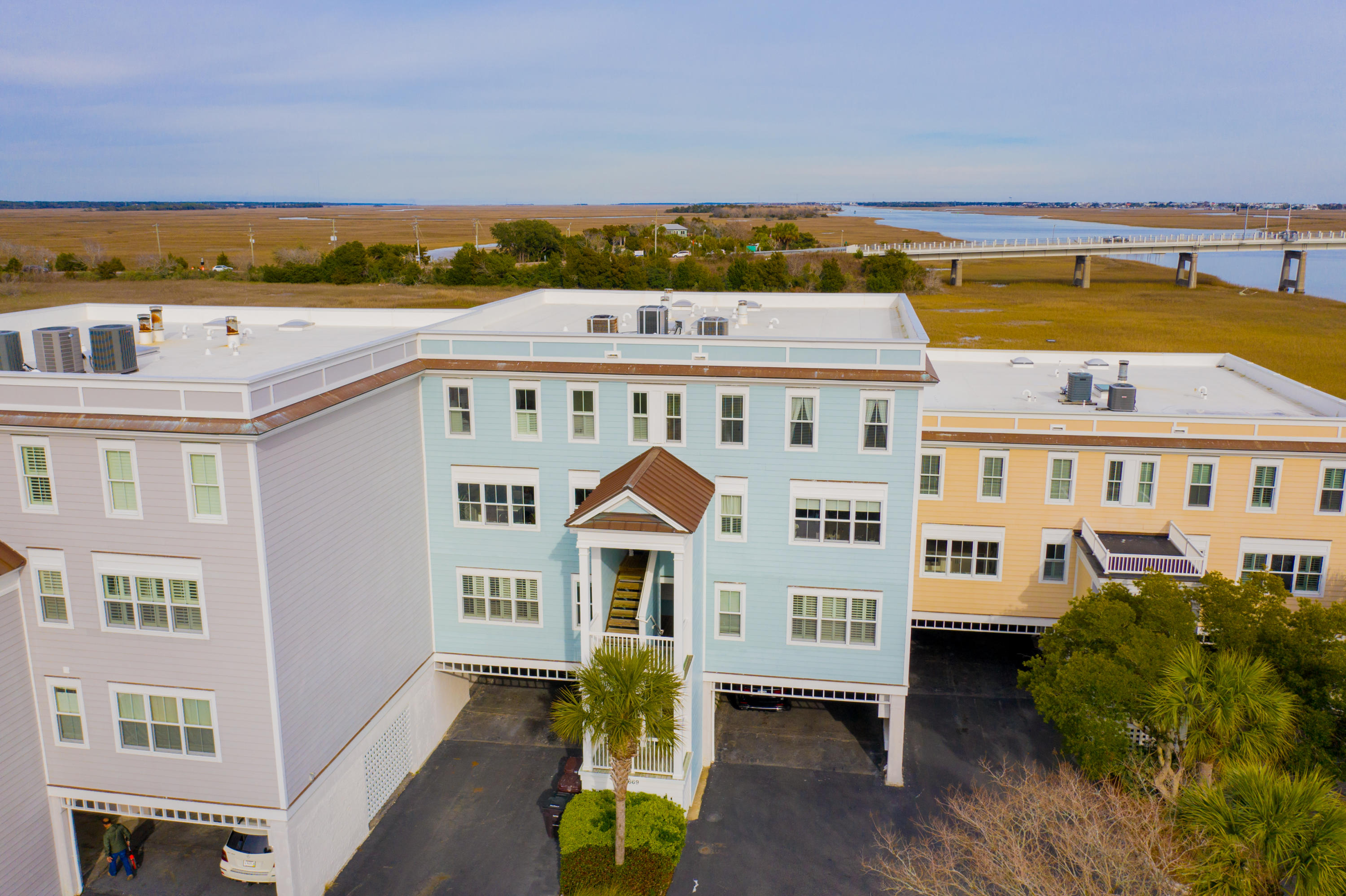 1669 Marsh Harbor Lane UNIT A Mount Pleasant, SC 29464