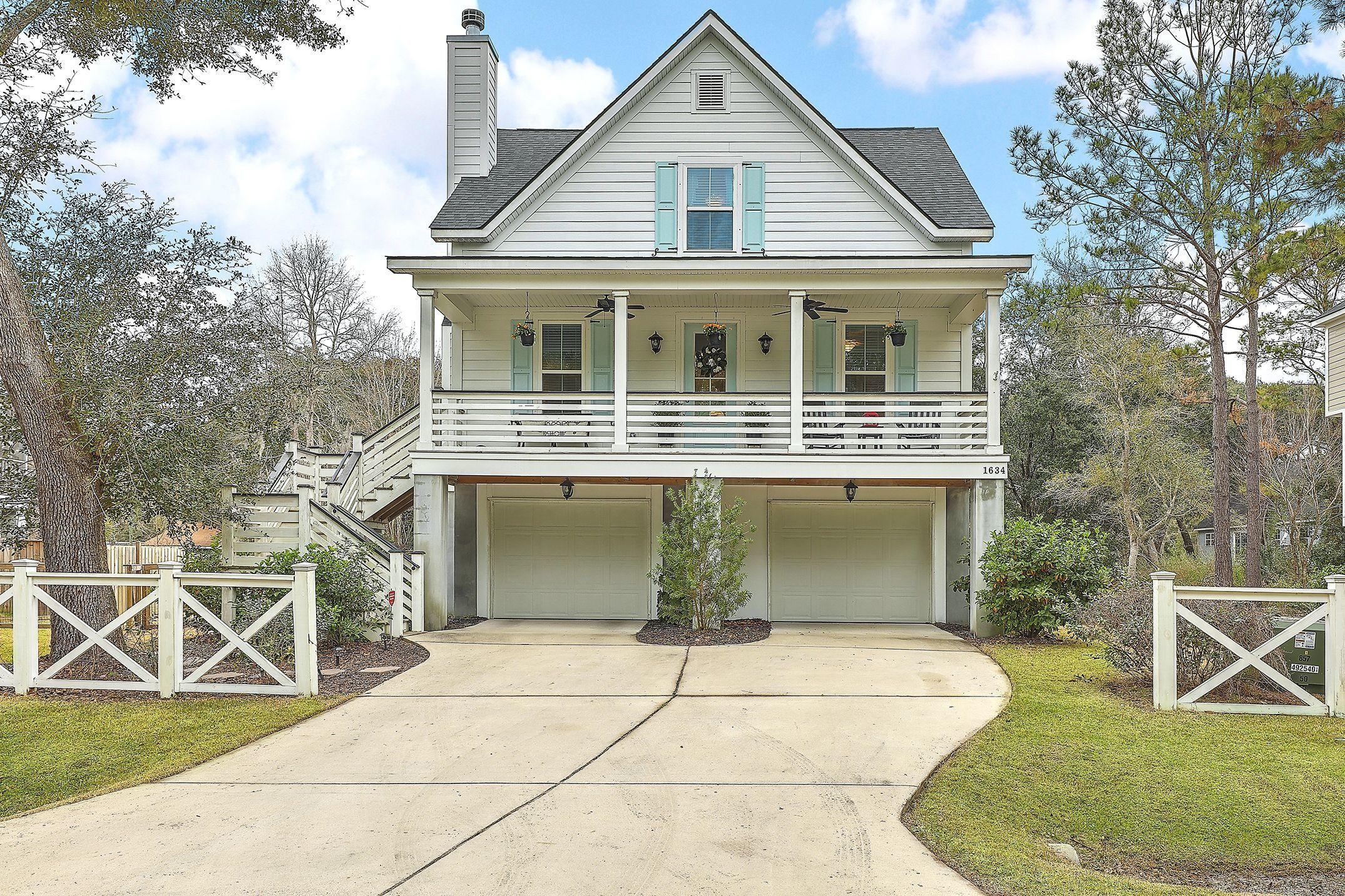 Cottages on Periwinkle Homes For Sale - 1634 Periwinkle, Mount Pleasant, SC - 34