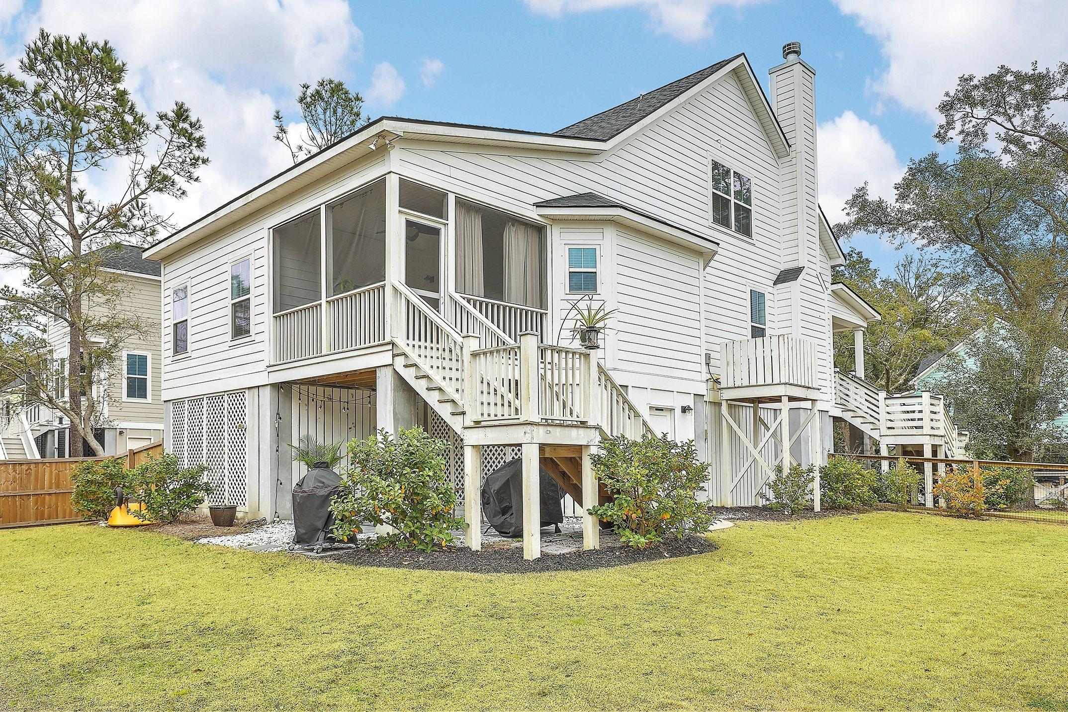 Cottages on Periwinkle Homes For Sale - 1634 Periwinkle, Mount Pleasant, SC - 4