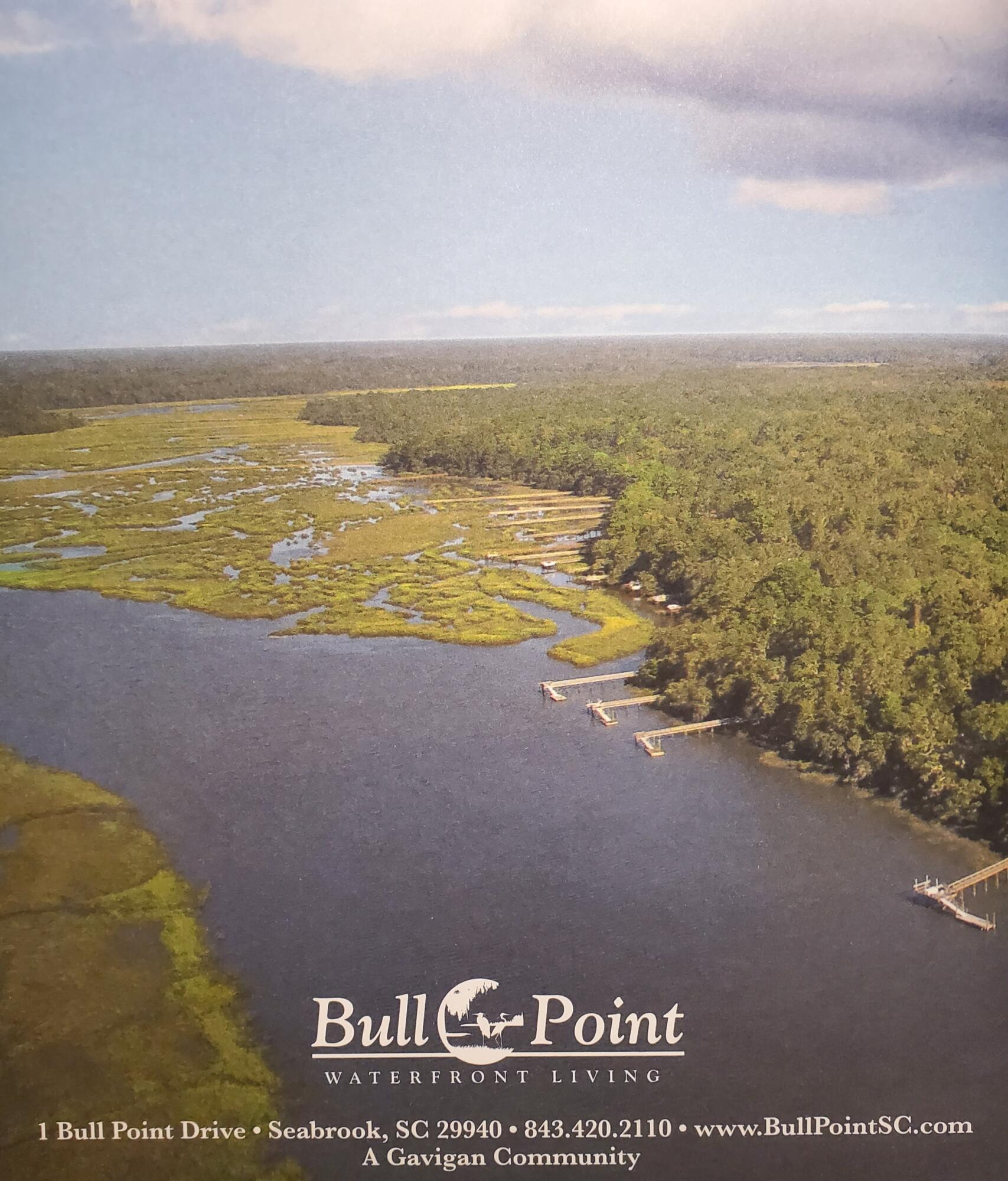 Bull Point Lots For Sale - 82 Tomotley Barony, Seabrook, SC - 1