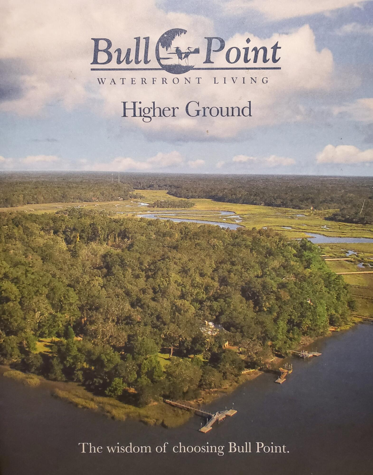 Bull Point Lots For Sale - 82 Tomotley Barony, Seabrook, SC - 4