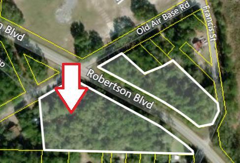 Robertson Blvd & Old Air Bas Road Walterboro, SC 29488