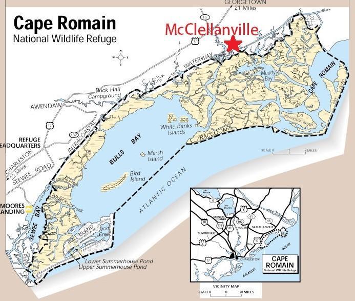 333 McClellan Avenue Mcclellanville, SC 29458
