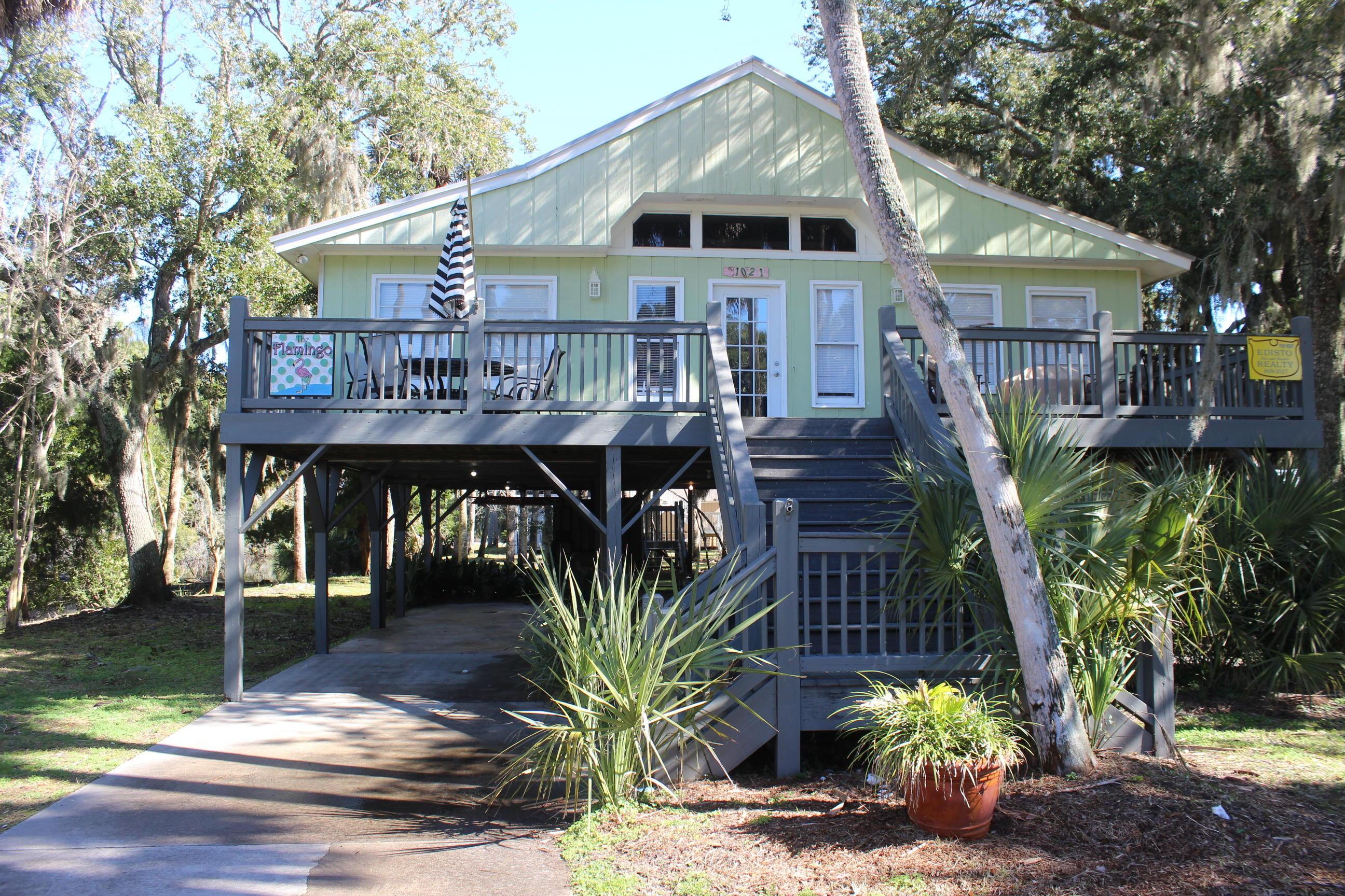 1021 Byrd Street Edisto Beach, Sc 29438
