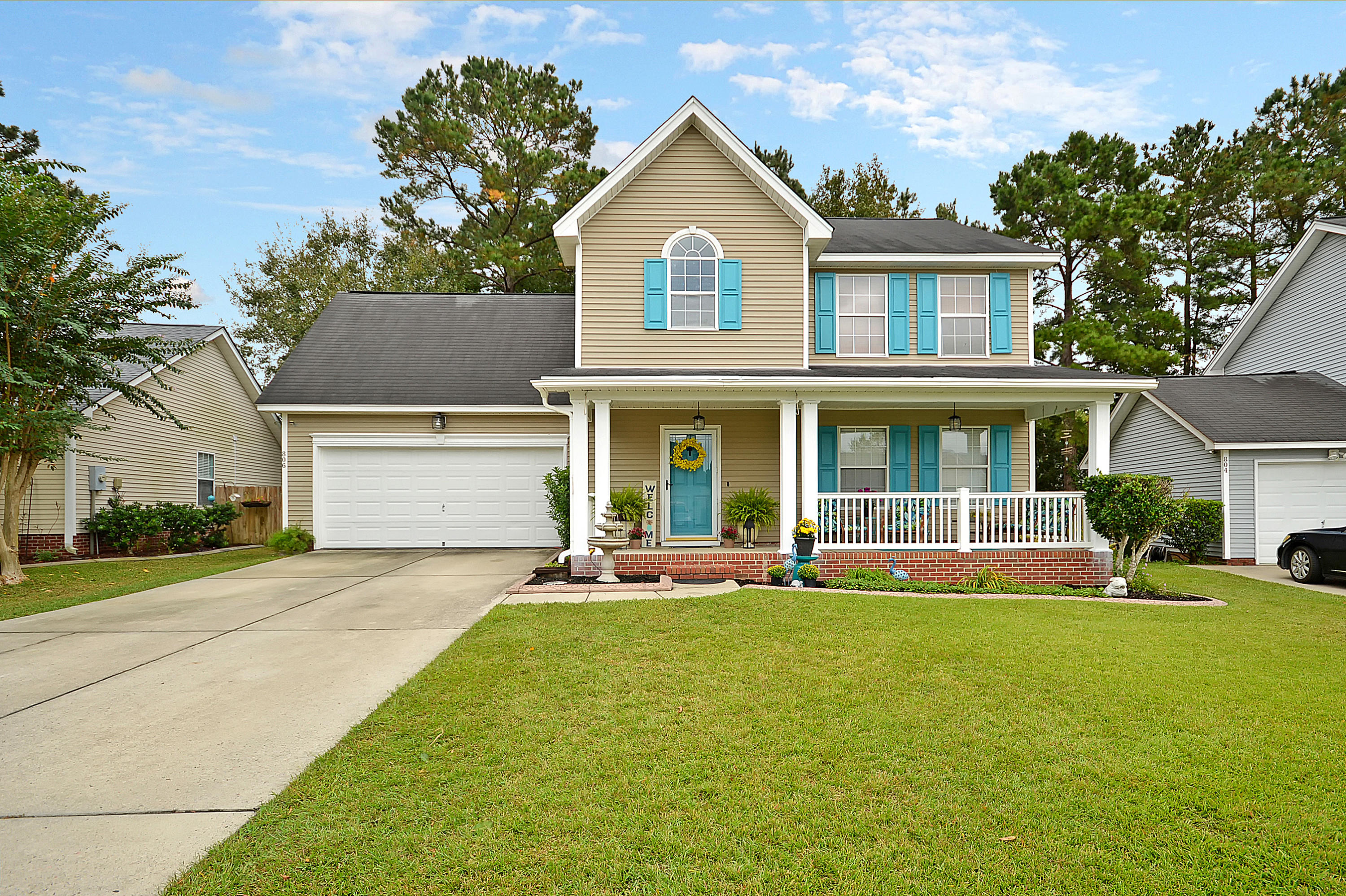 806 W Saltash Alley Goose Creek, SC 29445