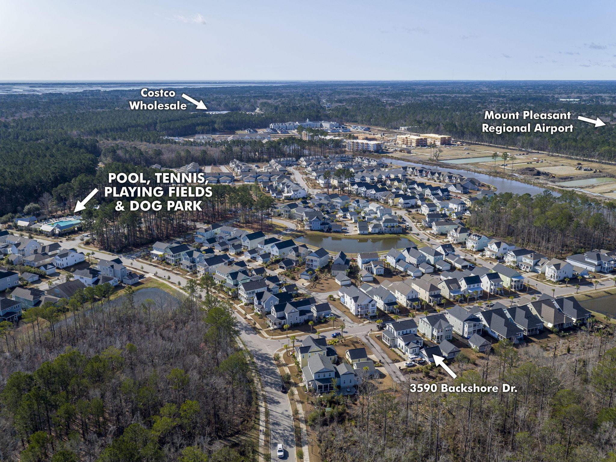 Carolina Park Homes For Sale - 3590 Backshore, Mount Pleasant, SC - 19