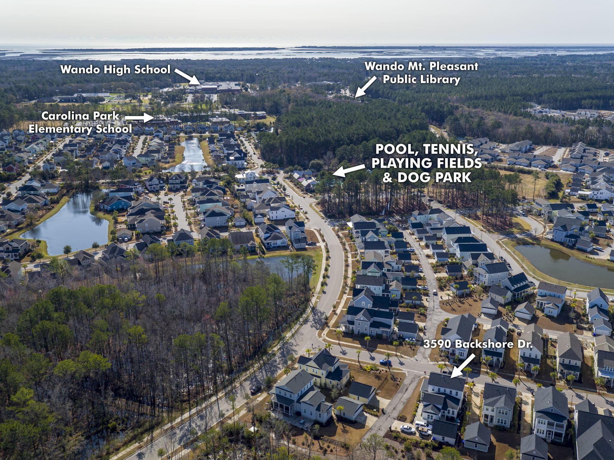 Carolina Park Homes For Sale - 3590 Backshore, Mount Pleasant, SC - 20