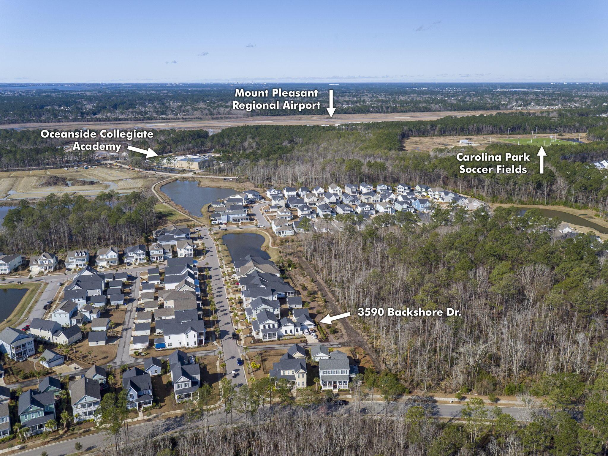 Carolina Park Homes For Sale - 3590 Backshore, Mount Pleasant, SC - 21