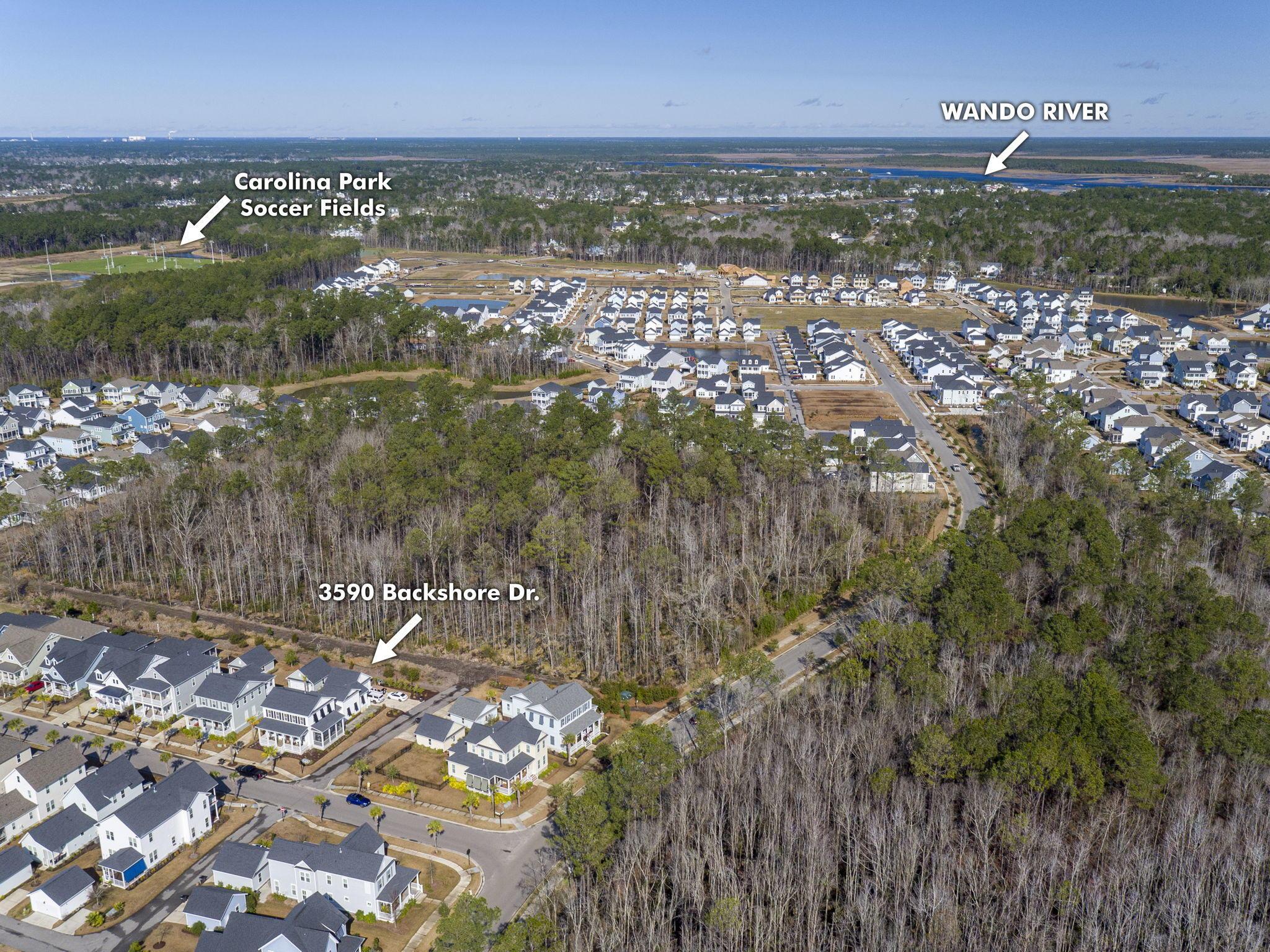 Carolina Park Homes For Sale - 3590 Backshore, Mount Pleasant, SC - 22