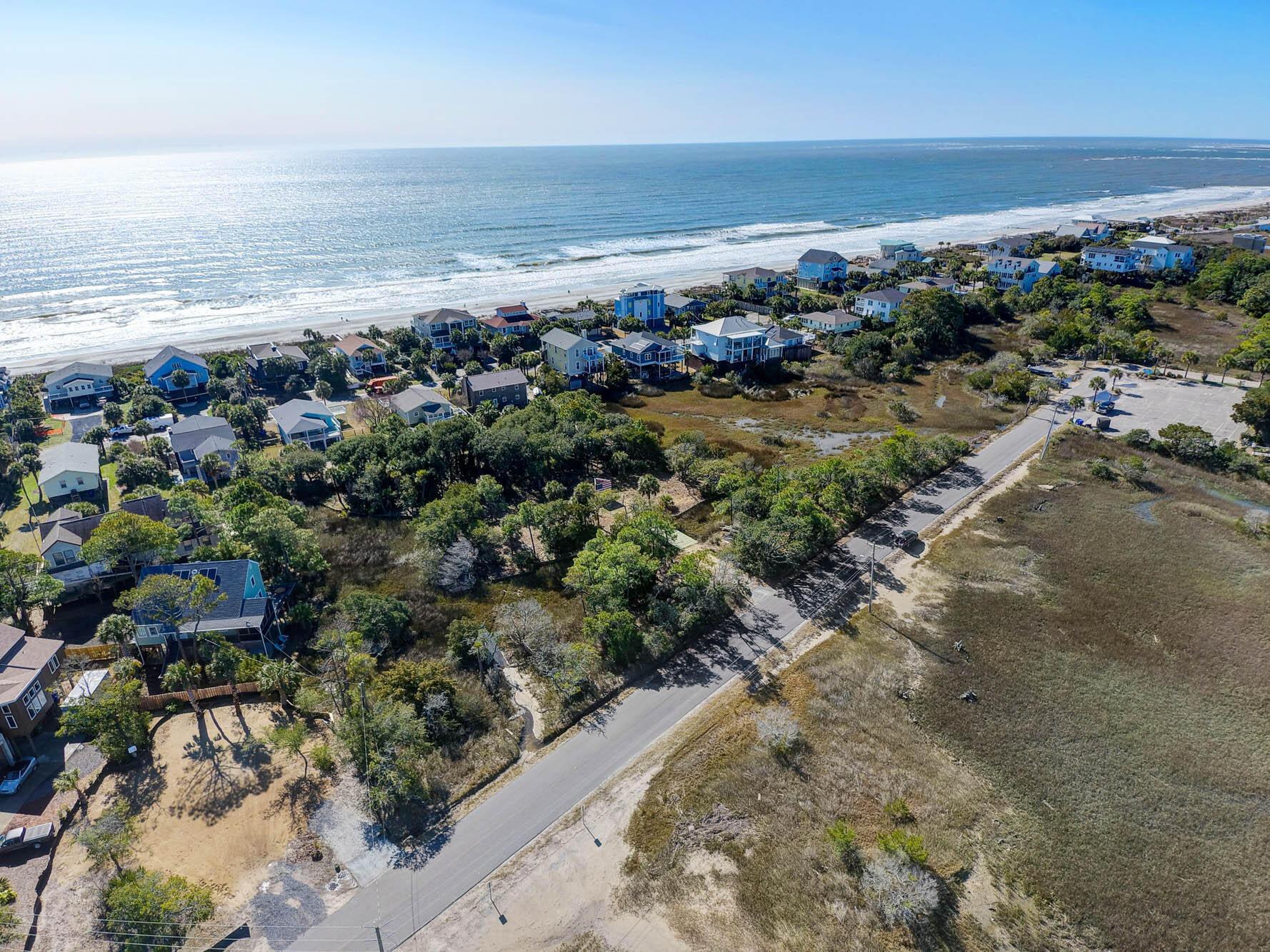 35 And 37 W W 9th Ext Street Folly Beach, SC 29439