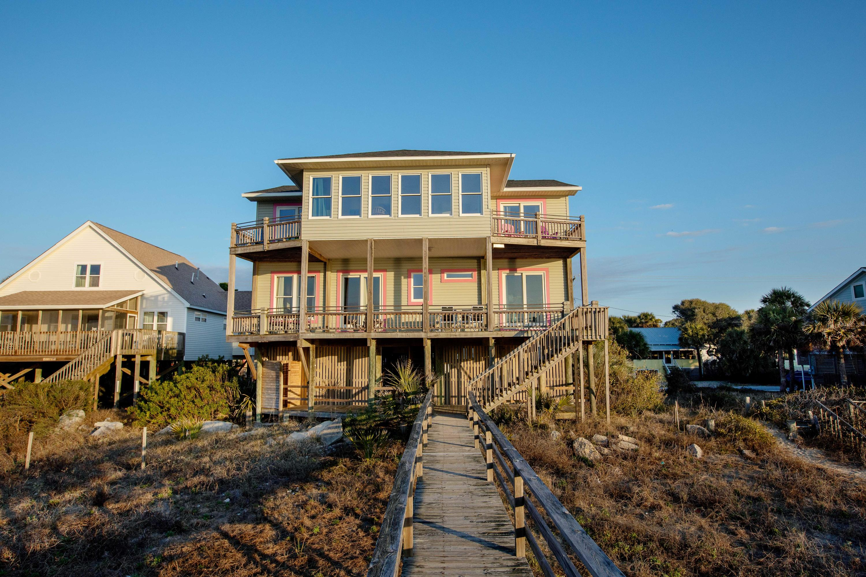 615 E Arctic Avenue Folly Beach, SC 29439