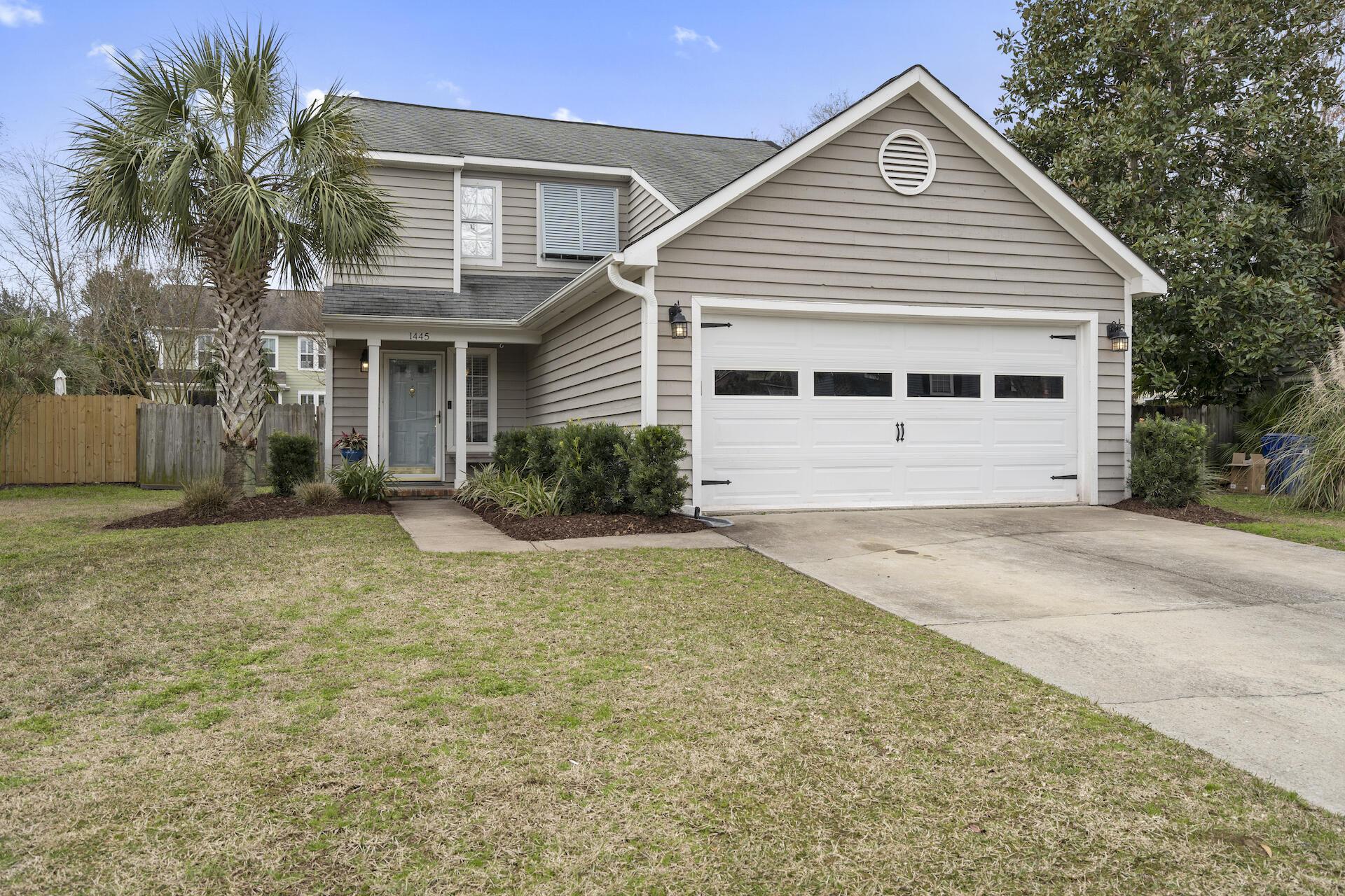 Oakhaven Plantation Homes For Sale - 1445 Oaklanding, Mount Pleasant, SC - 0