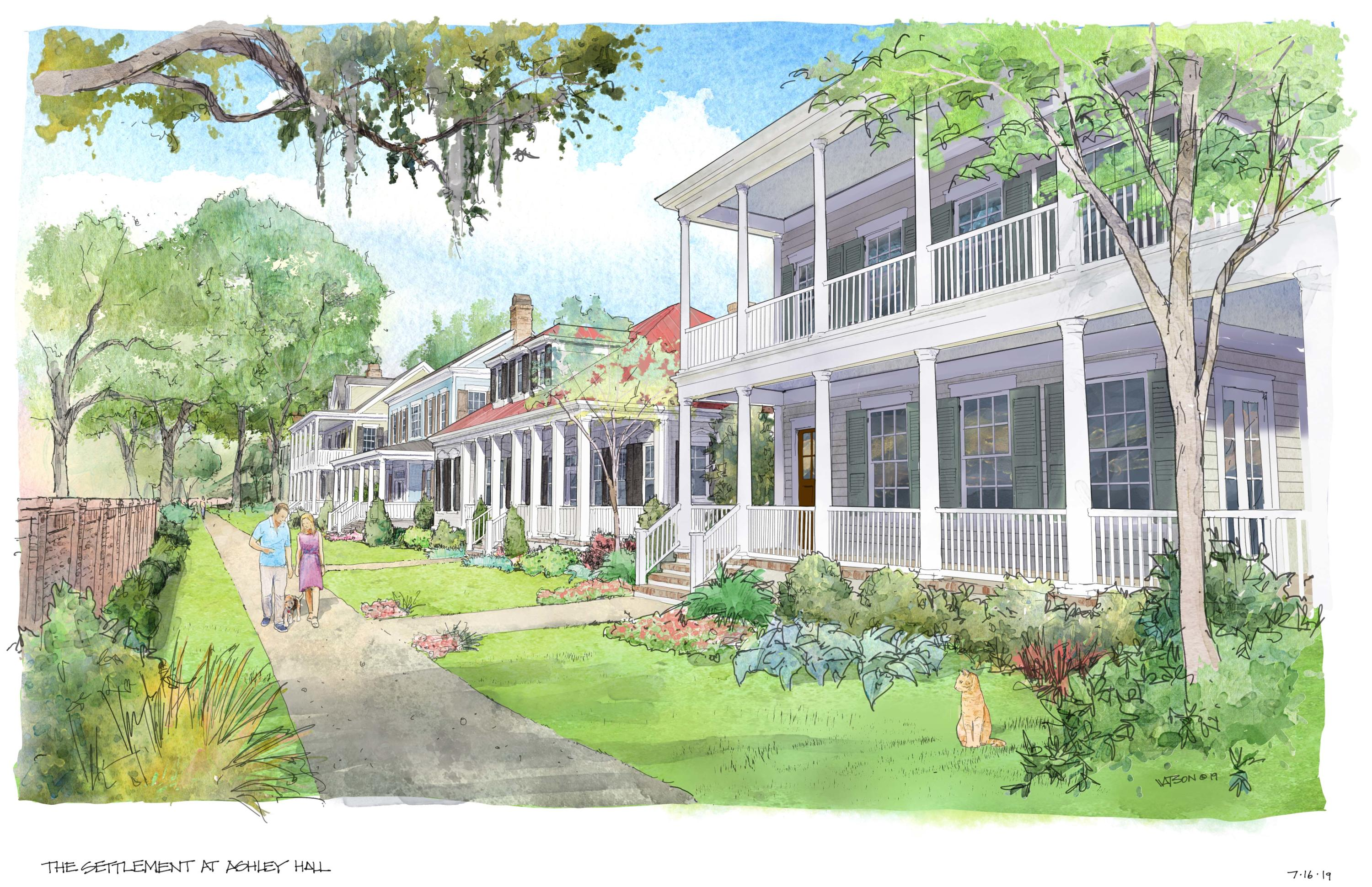 The Settlement Homes For Sale - 2012 Ironstone Aly, Charleston, SC - 6
