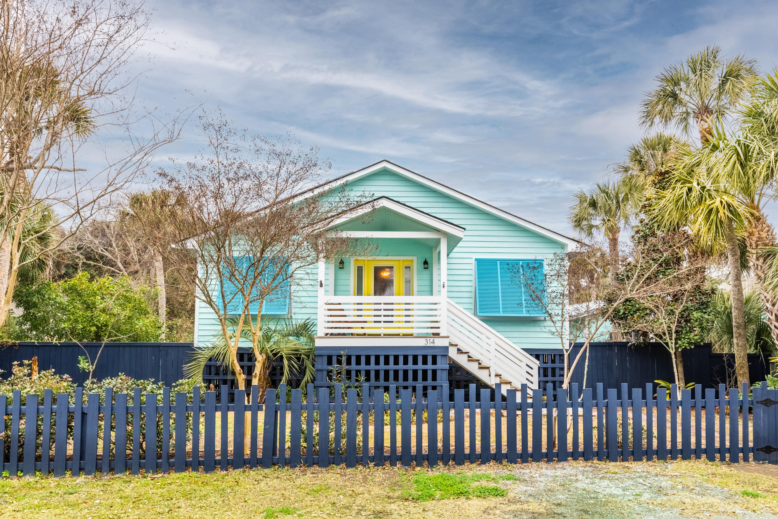 314 E Ashley Avenue Folly Beach, Sc 29439