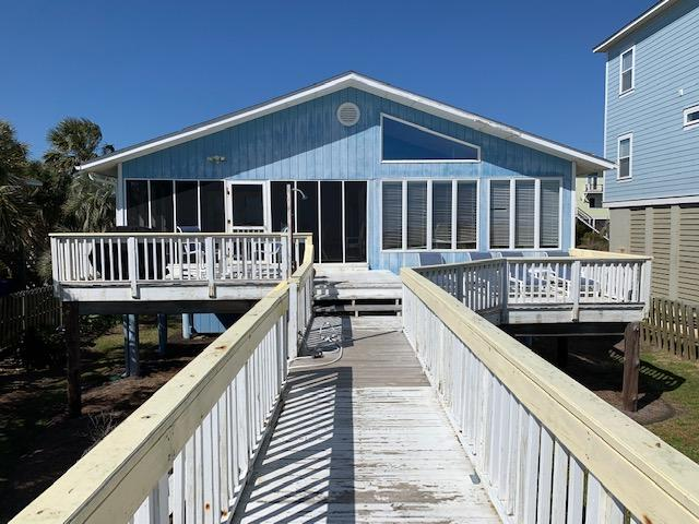 Folly Beach Homes For Sale - 1007 Ashley, Folly Beach, SC - 2