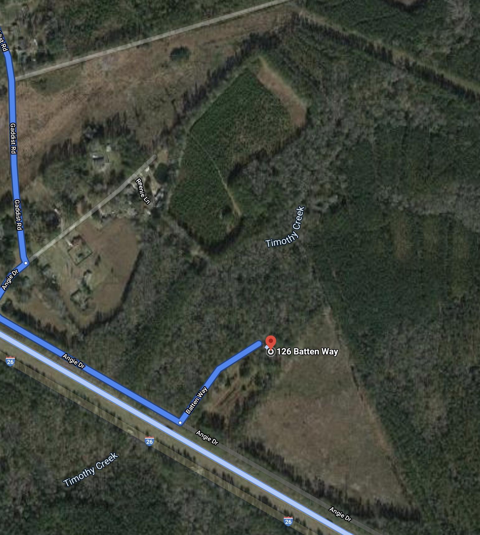126 Batten Way Ridgeville, SC 29472