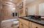 Guest Suite in Garage -Bathroom