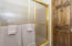Guest Bath with Shower/Tub and Glass doors