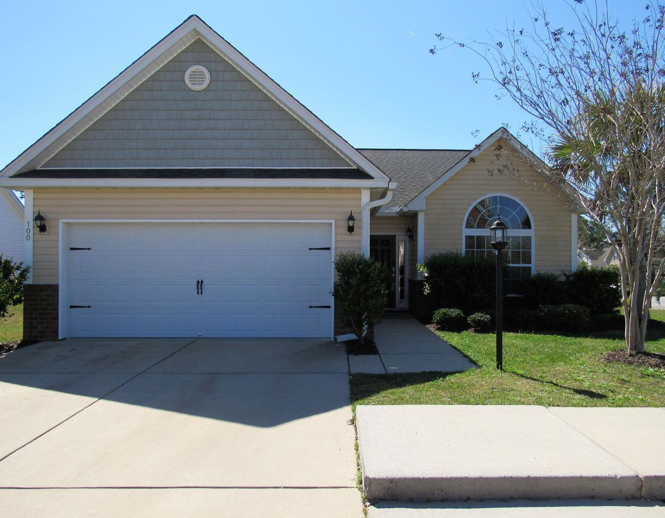 100 Pleasant Hill Drive Goose Creek, SC 29445