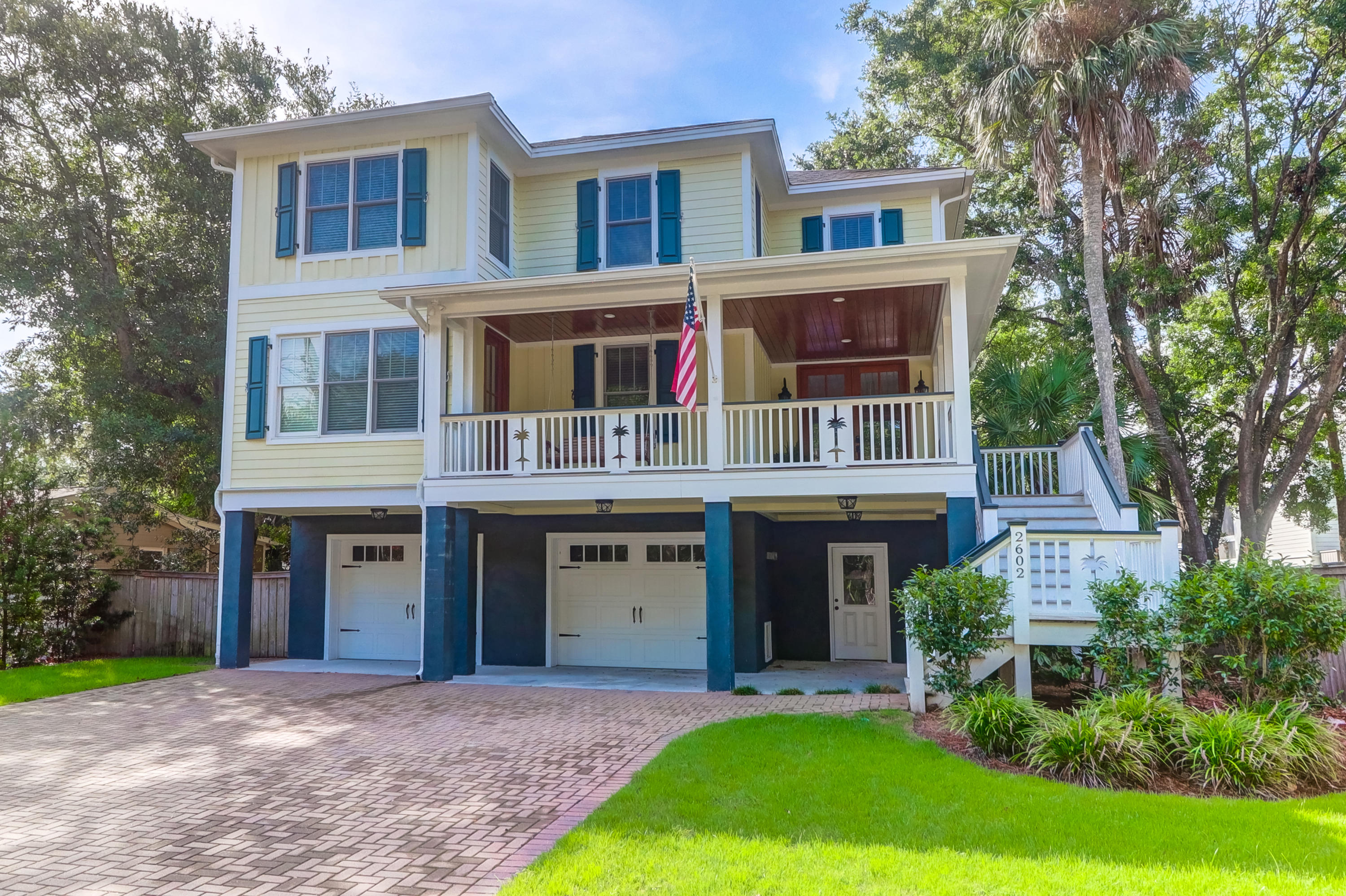 2602 Hartnett Boulevard Isle Of Palms, SC 29451