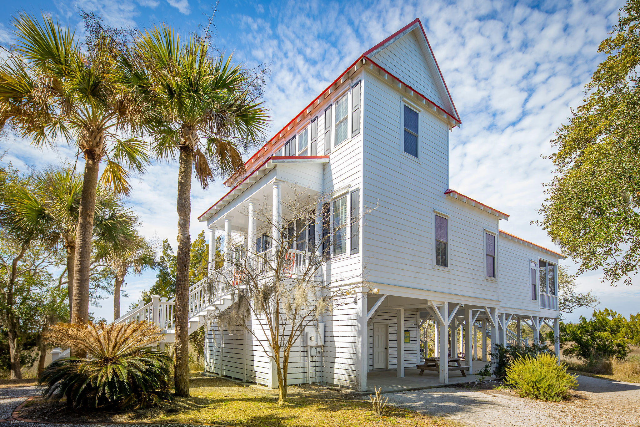 201 Jungle Shores Drive Edisto Island, SC 29438
