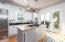 Gourmet Kitchen, Granite Counter Tops, Stainless Steel Appliances