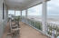 Second Floor Screen Porch With Outstanding Views For Your Enjoyment