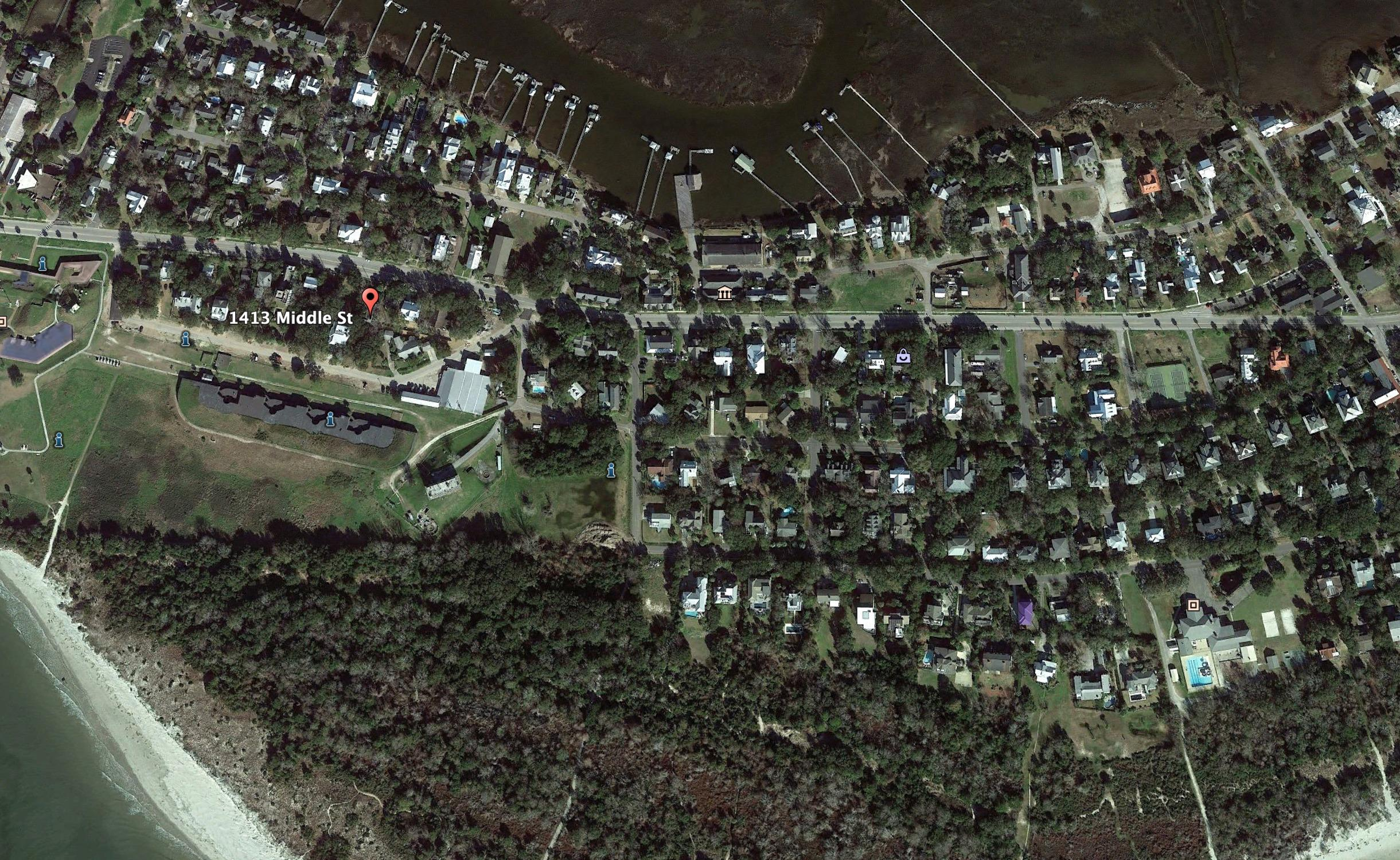 1413 Middle Street Sullivans Island, Sc 29482
