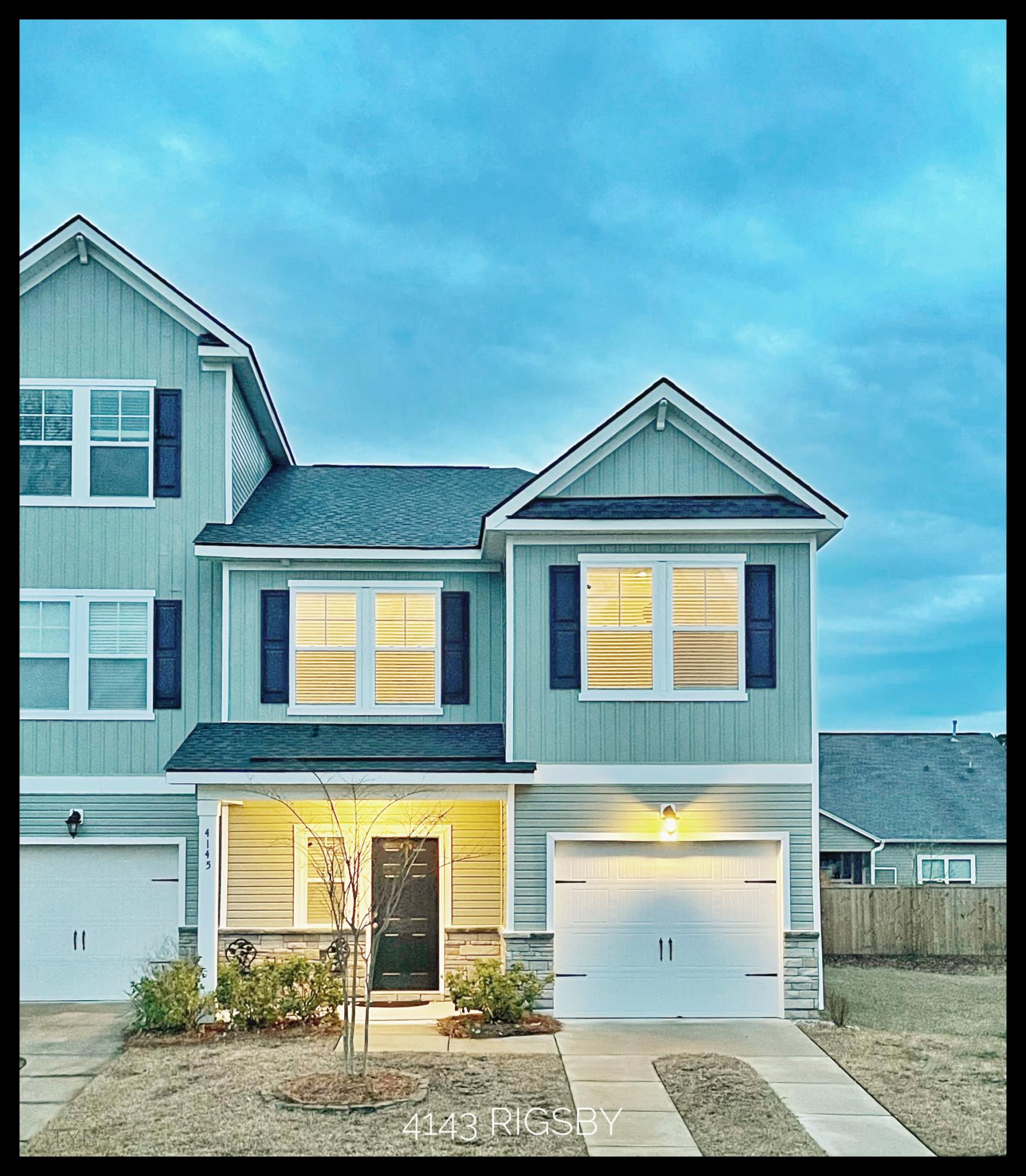 4145 Rigsby Lane Charleston, SC 29414
