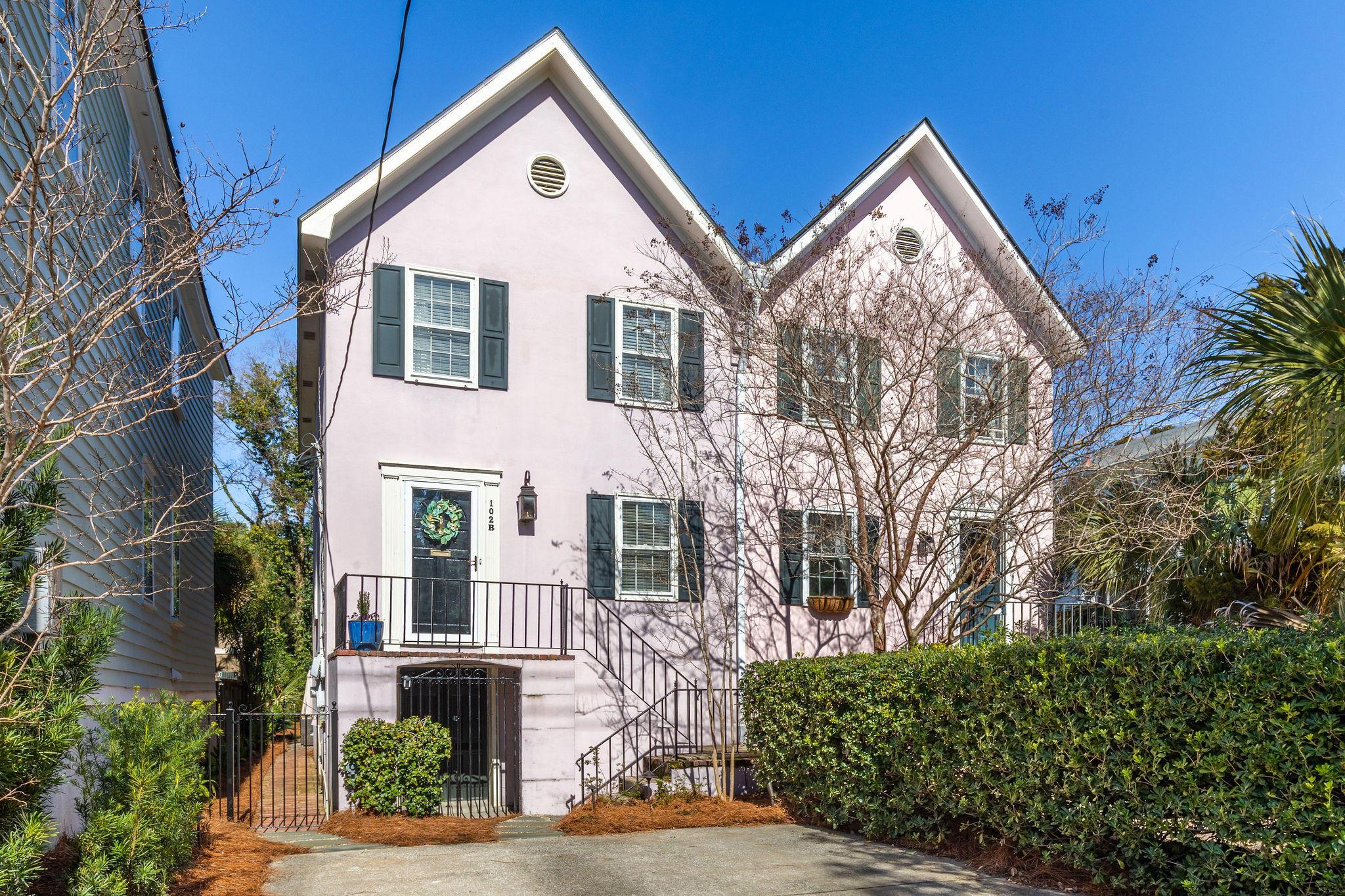 102 Beaufain Street Charleston, Sc 29401