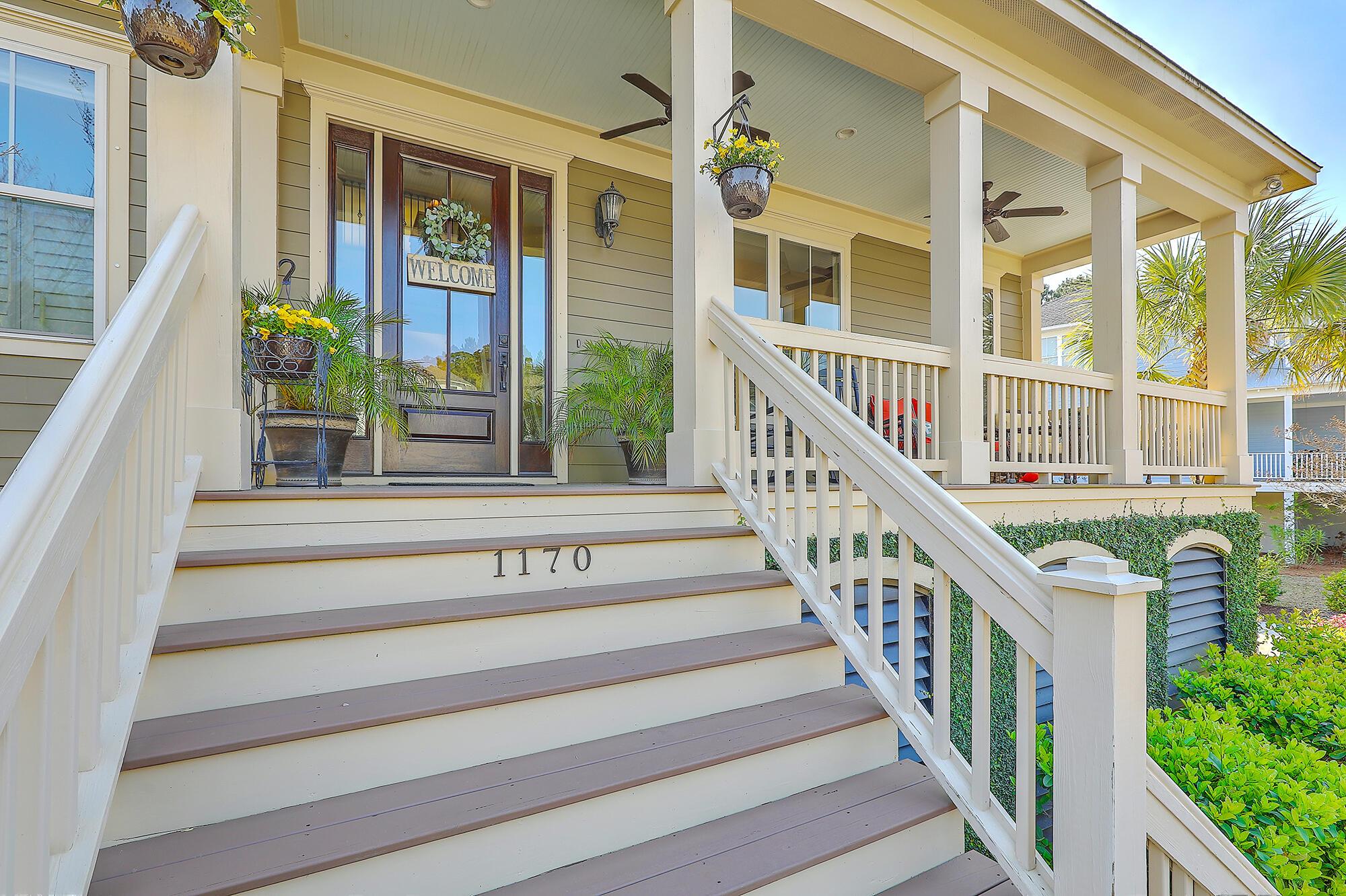 Beresford Creek Landing Homes For Sale - 1170 Rivershore, Charleston, SC - 2