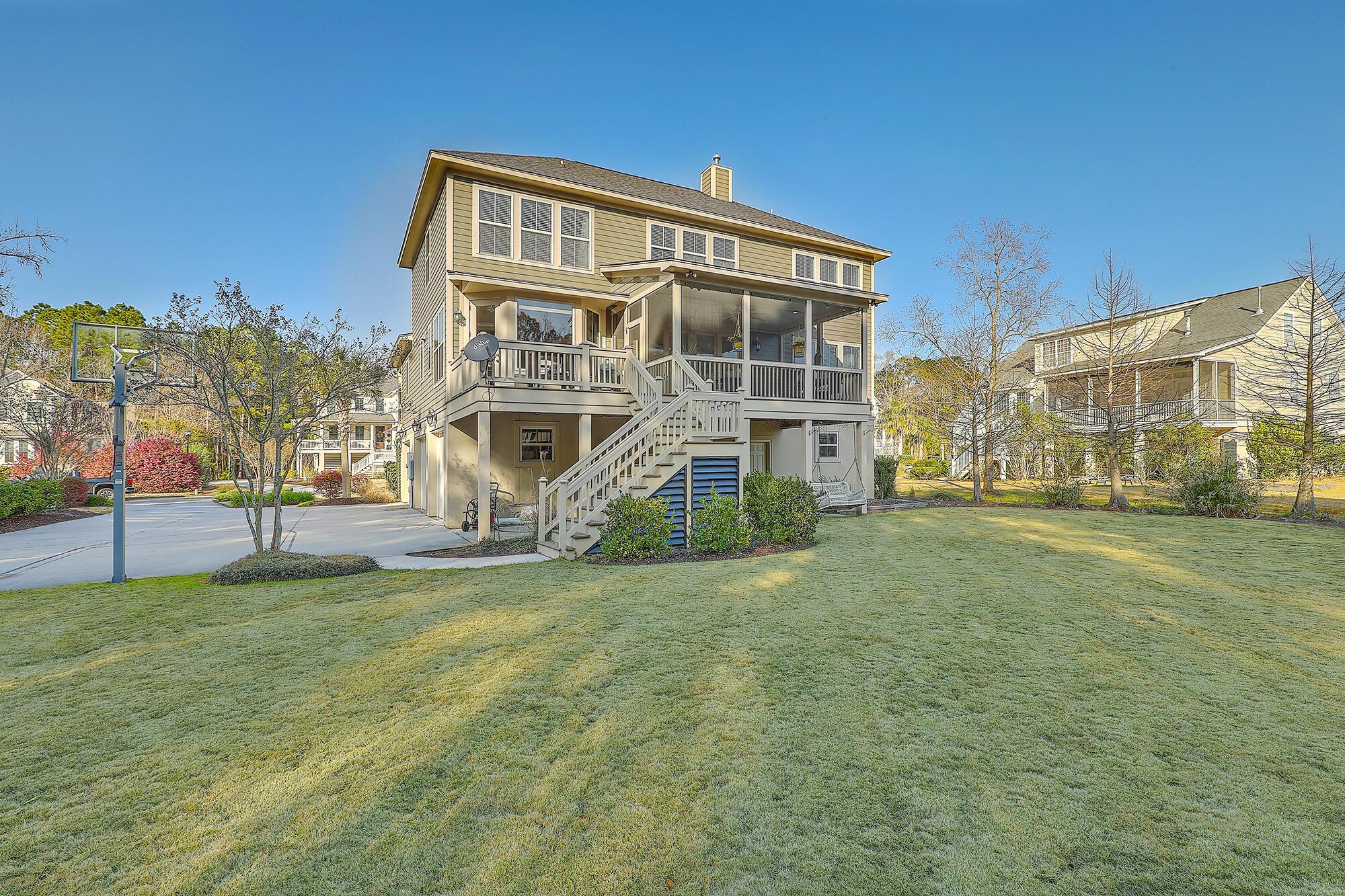Beresford Creek Landing Homes For Sale - 1170 Rivershore, Charleston, SC - 55