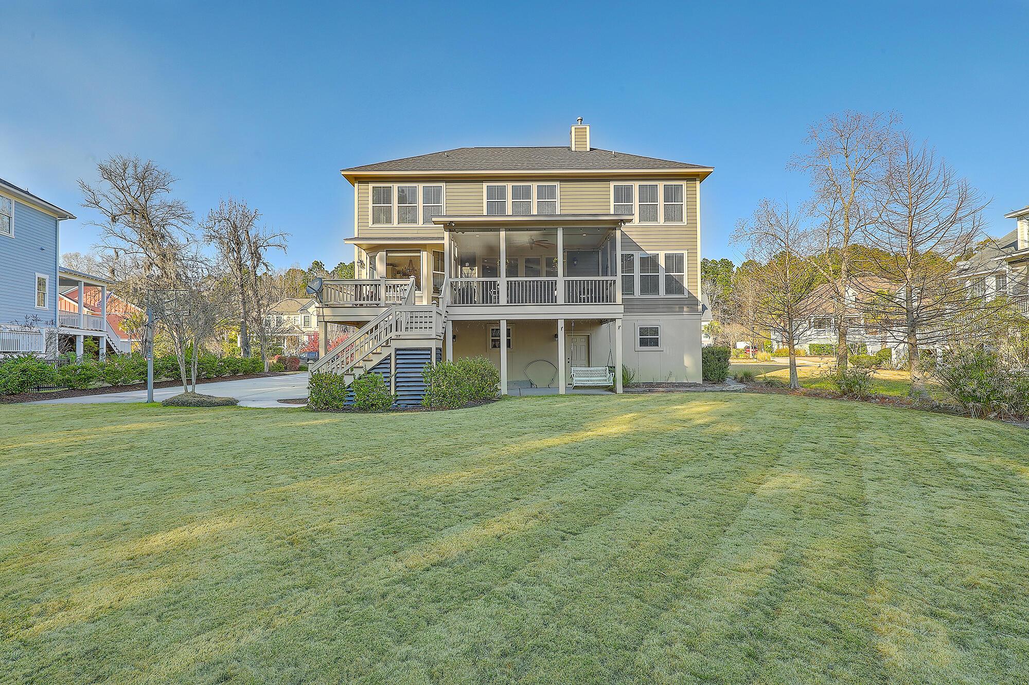 Beresford Creek Landing Homes For Sale - 1170 Rivershore, Charleston, SC - 56