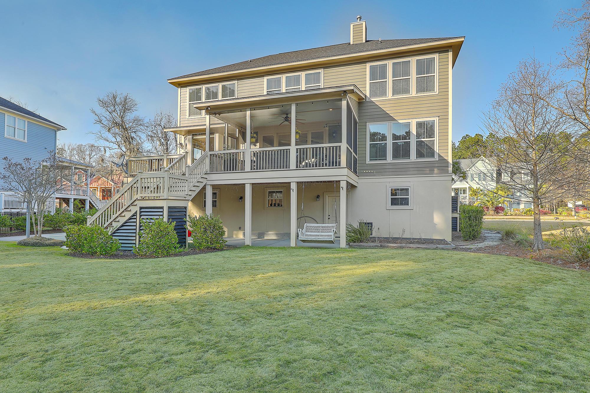 Beresford Creek Landing Homes For Sale - 1170 Rivershore, Charleston, SC - 57